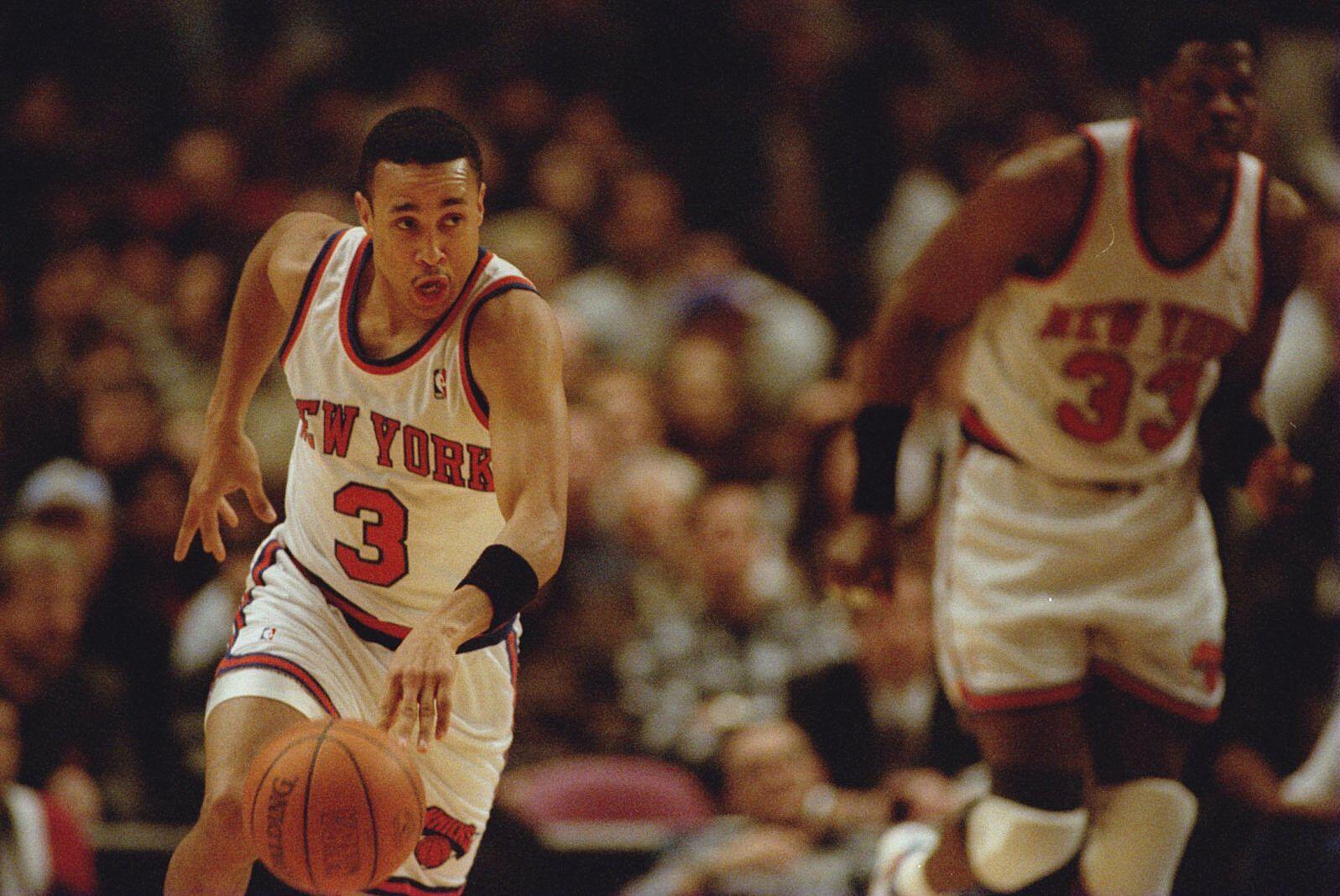John Starks, New York Knicks