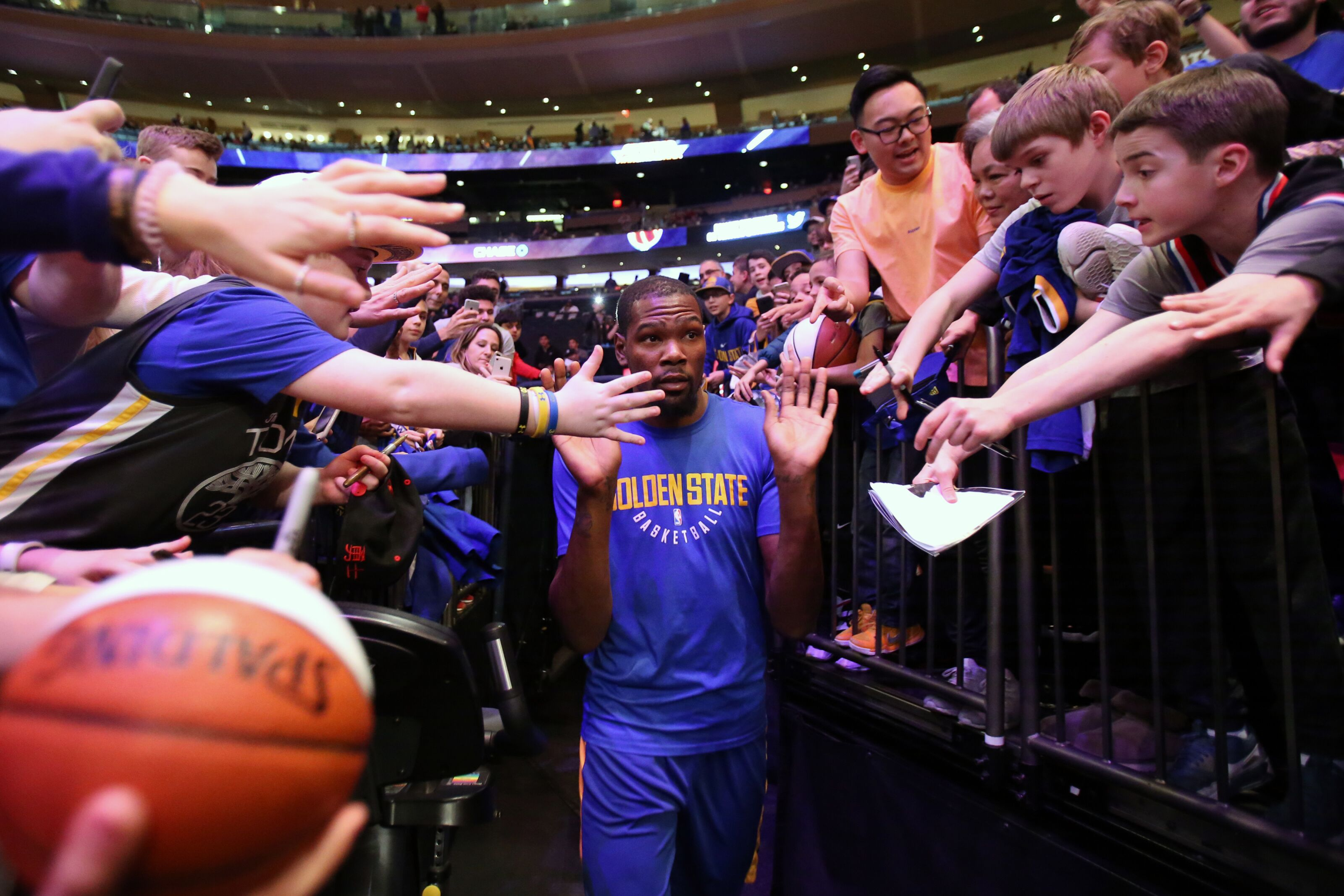 ed2f1e1d0 New York Knicks  Why Kevin Durant signing is more than just a pipe dream