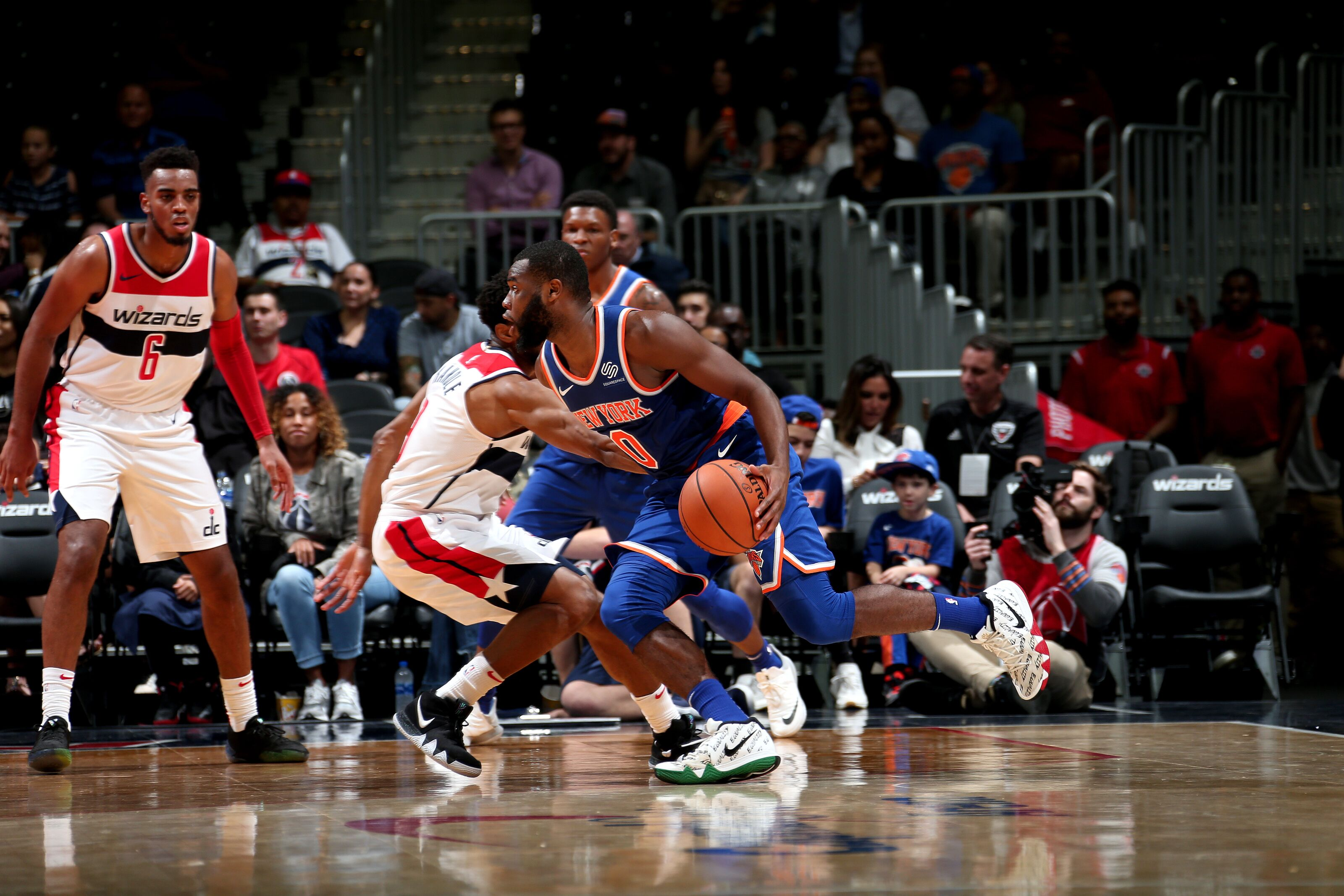 New York Knicks: Early candidates for roster cuts