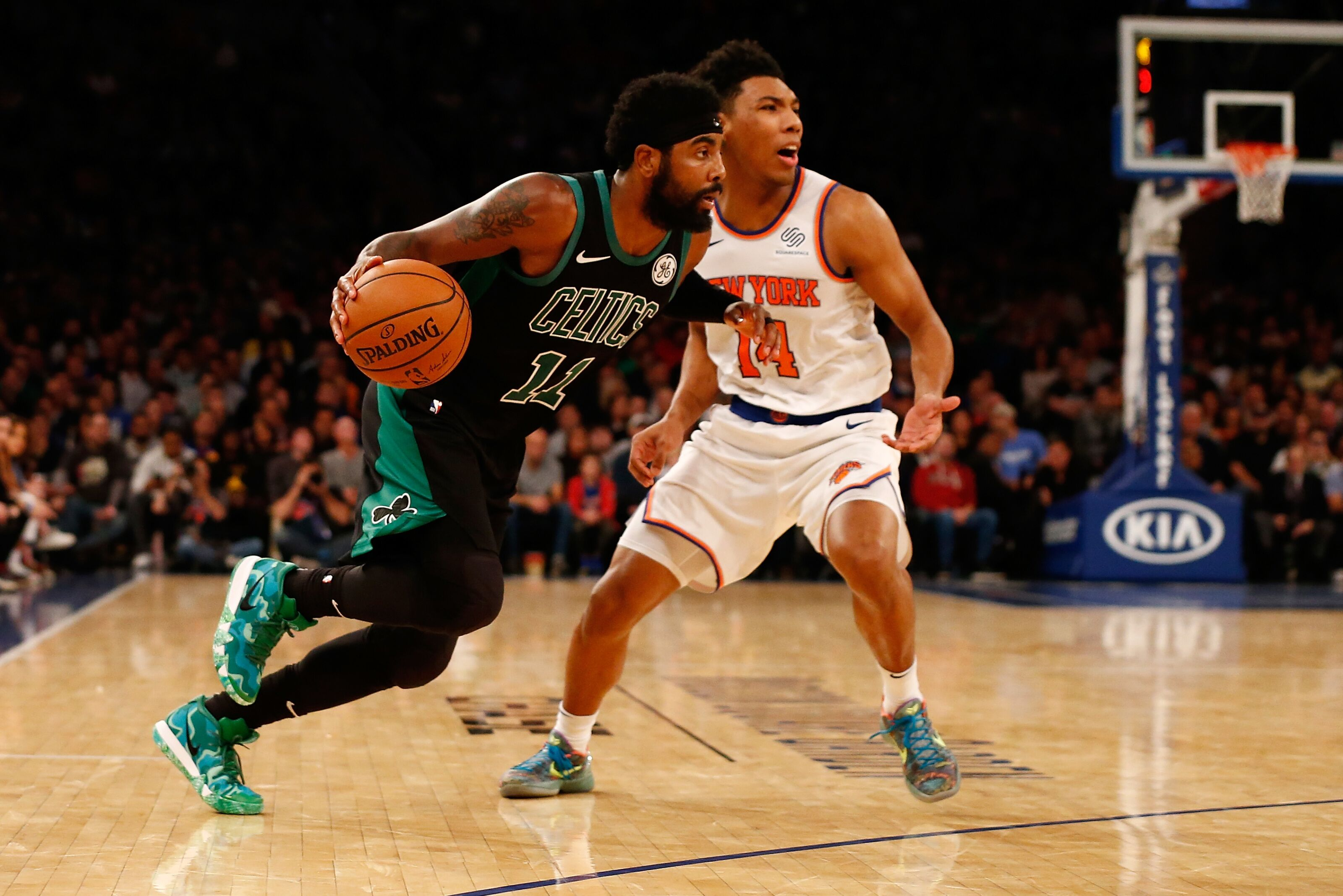 13eff6a718b1 New York Knicks  Kyrie Irving already considered NYK for free agency