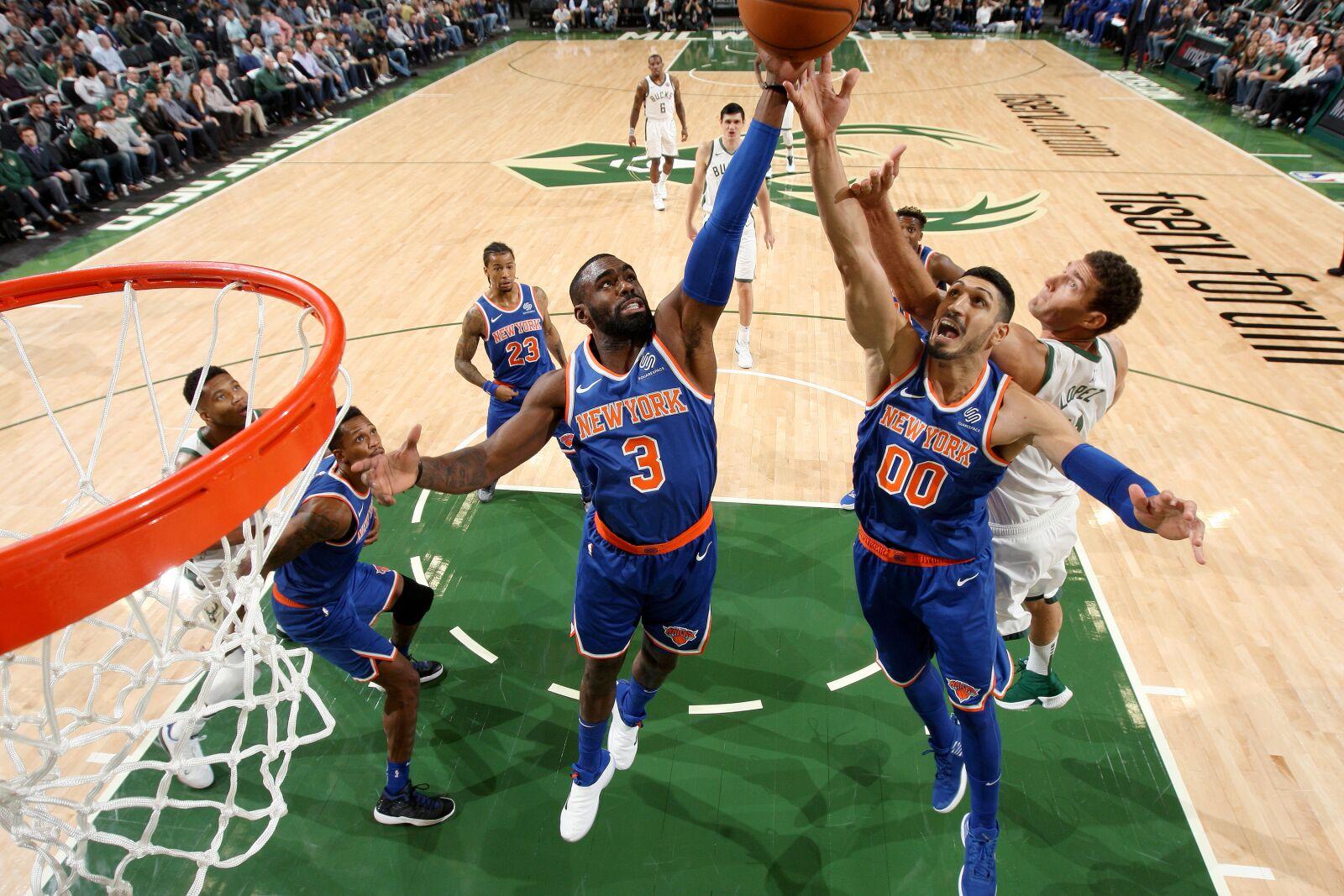 New York Knicks: Player power rankings after season's first week