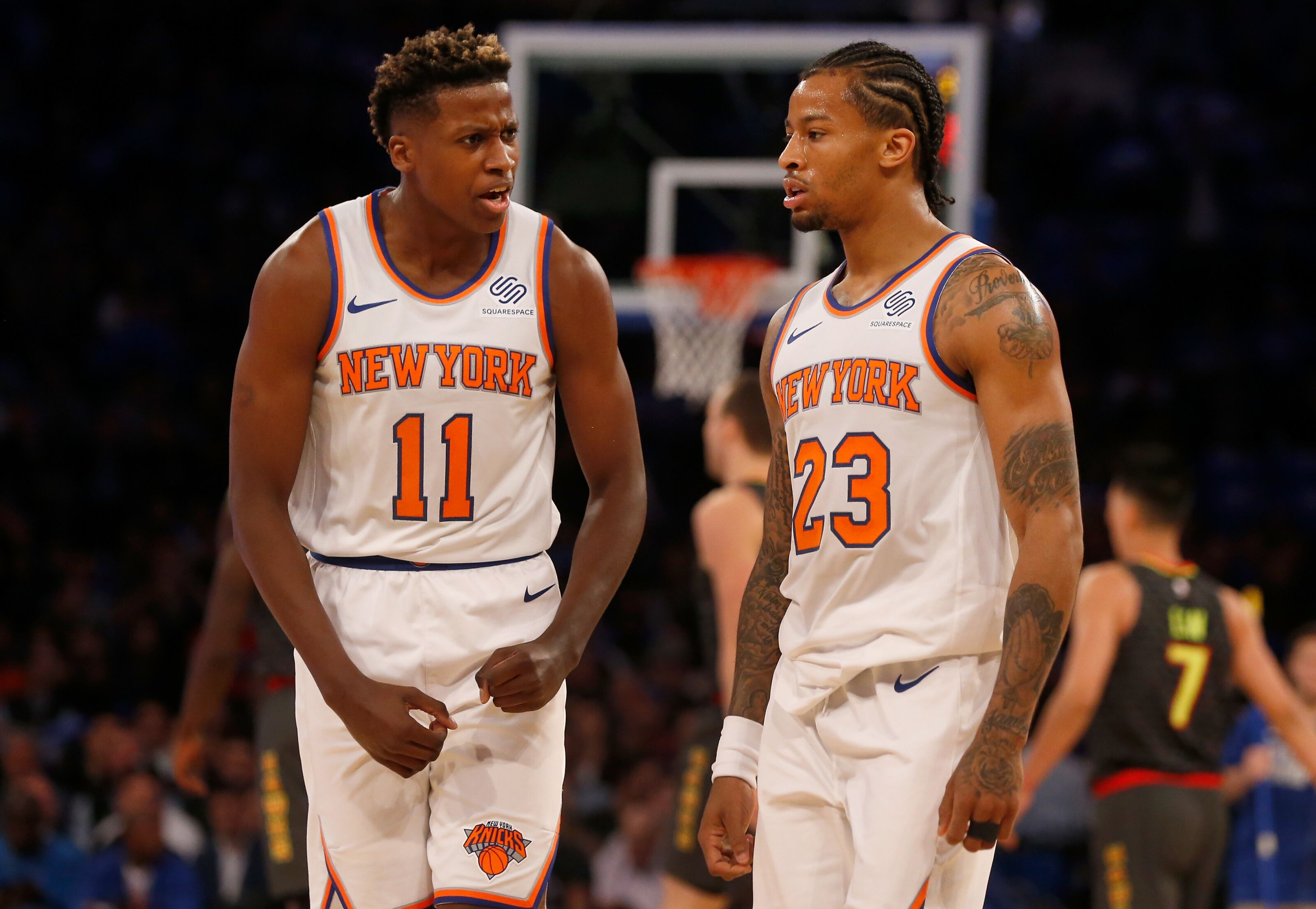 New York Knicks: The startling overturn from 2018-19 opening night