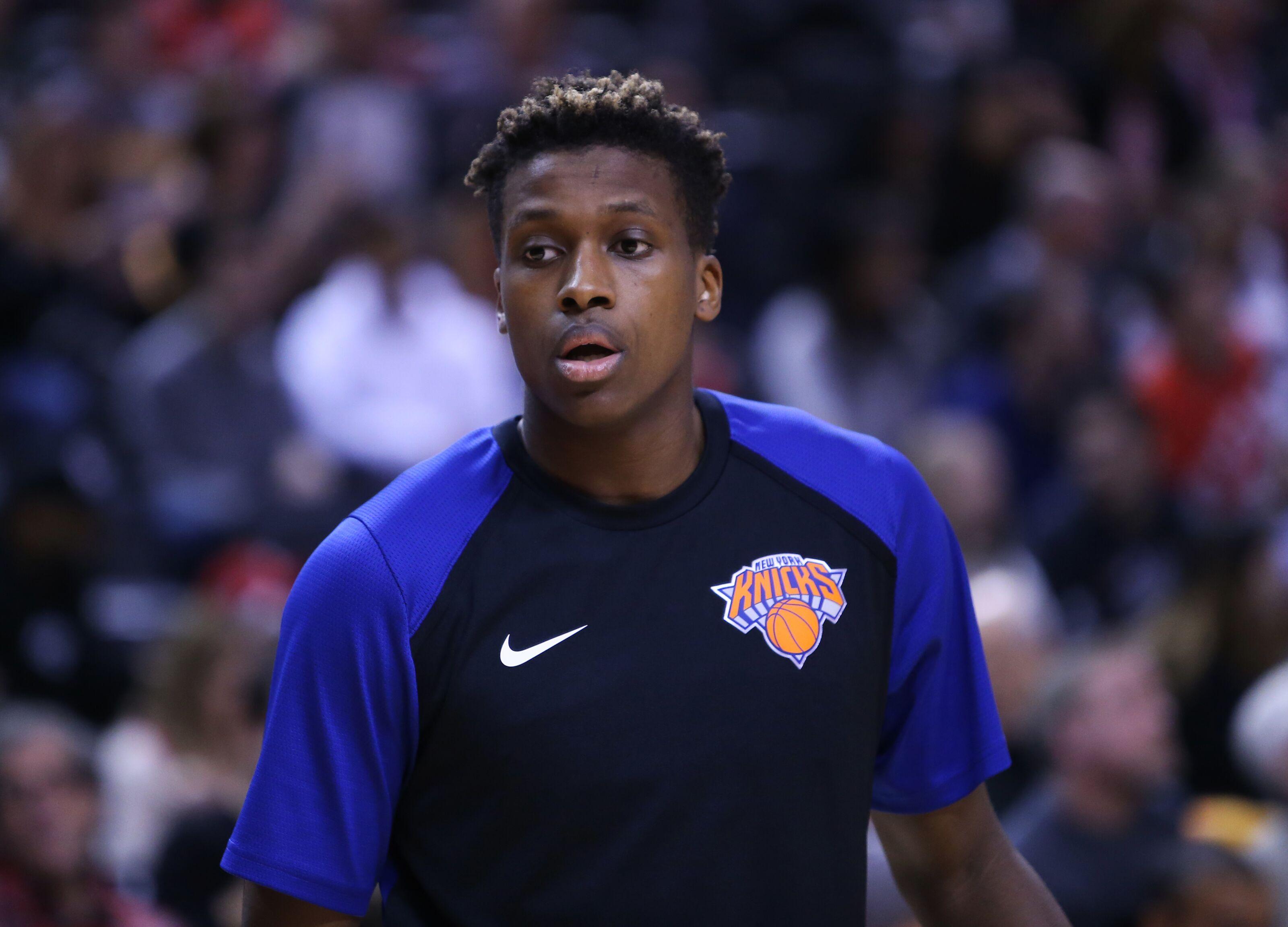 Knicks Trade Rumors: Frank Ntilikina seeking 'relocation;' agent denies