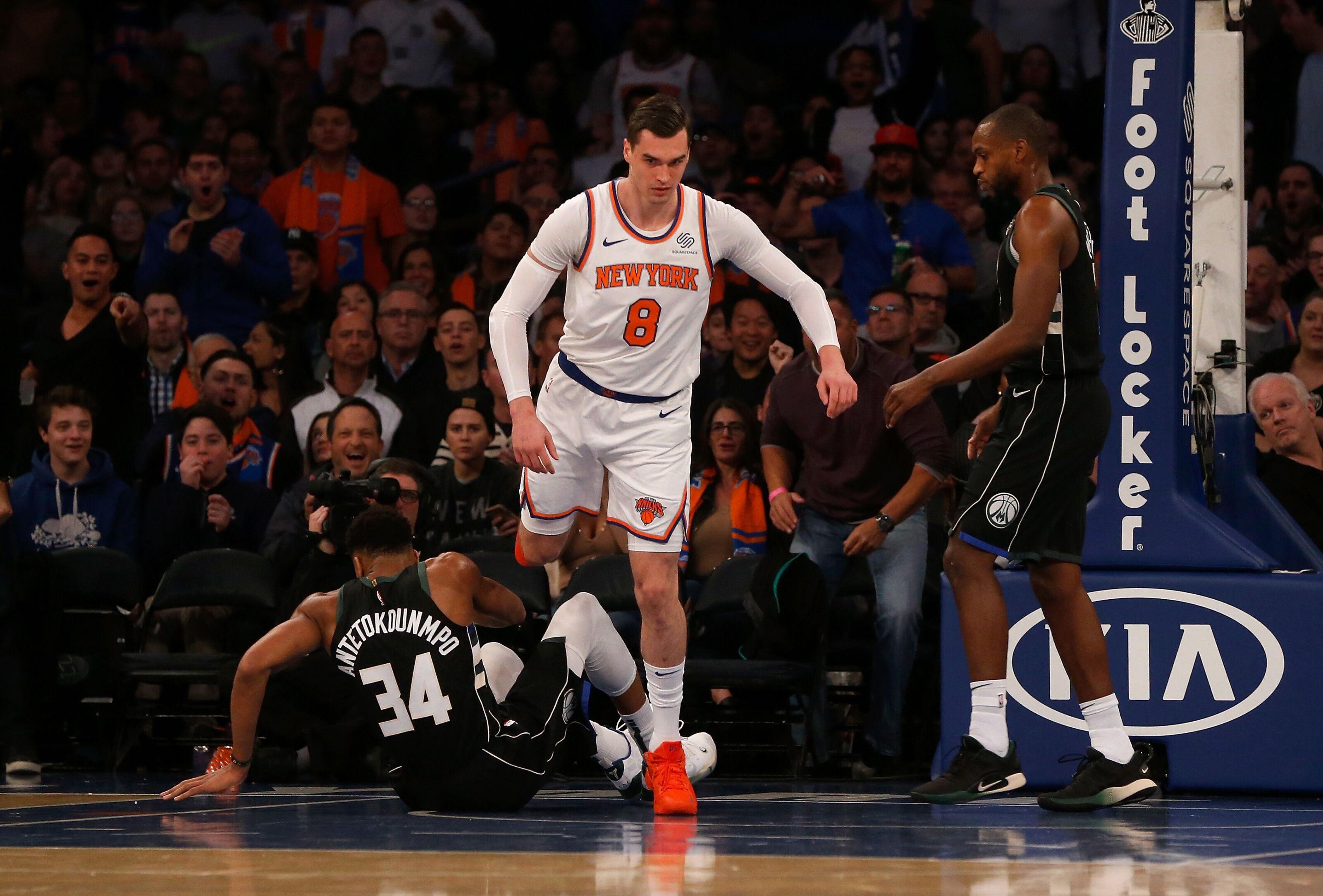 e0ed8dd6886b New York Knicks player grades  Mario Hezonja for 2018-19