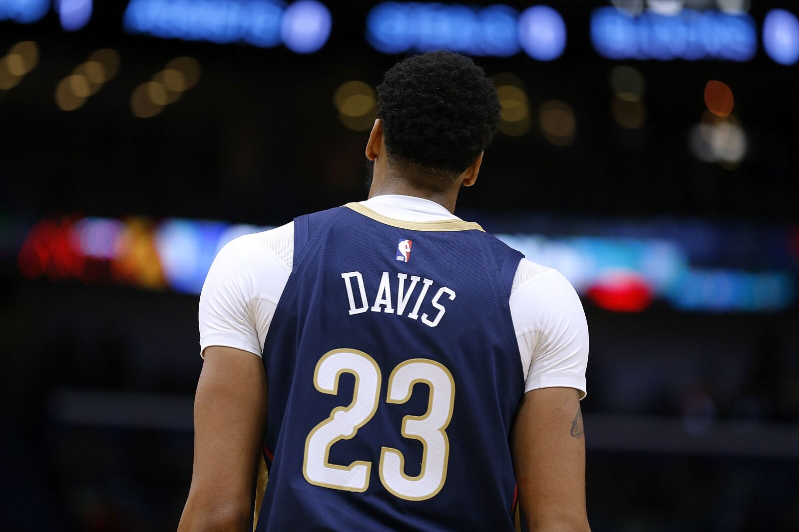 New York Knicks did not lose Anthony Davis trade if deal was impossible