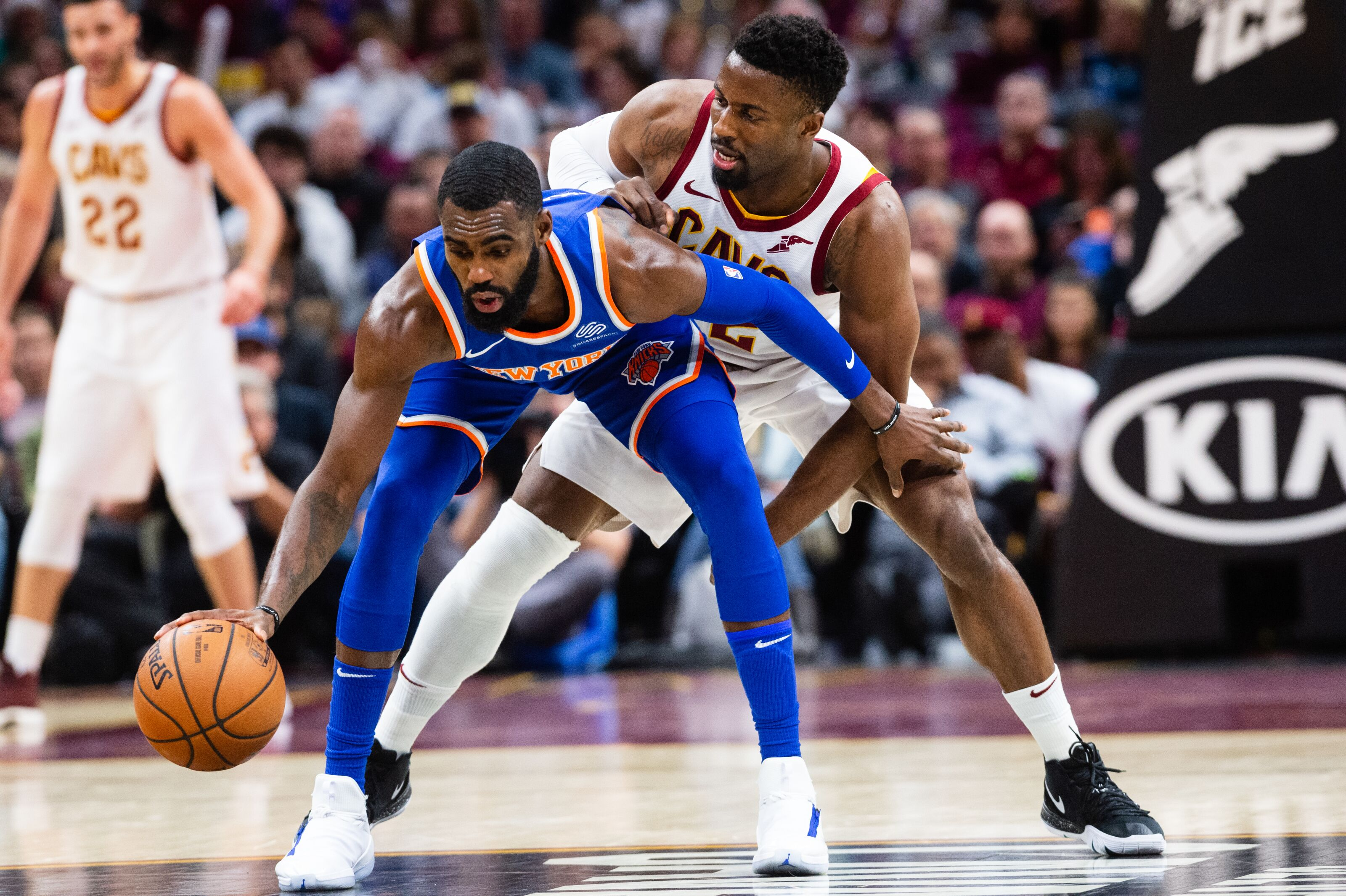 New York Knicks: Comeback kids can't fully capitalize against Cavaliers