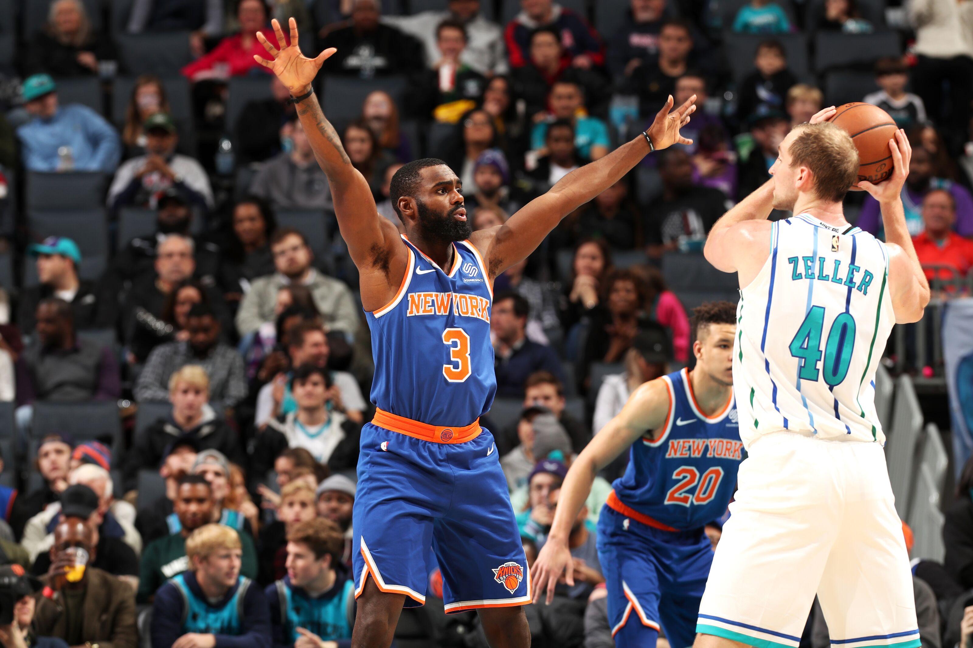 New York Knicks  Emmanuel Mudiay s career night fulfills comeback cb7f4b7c5