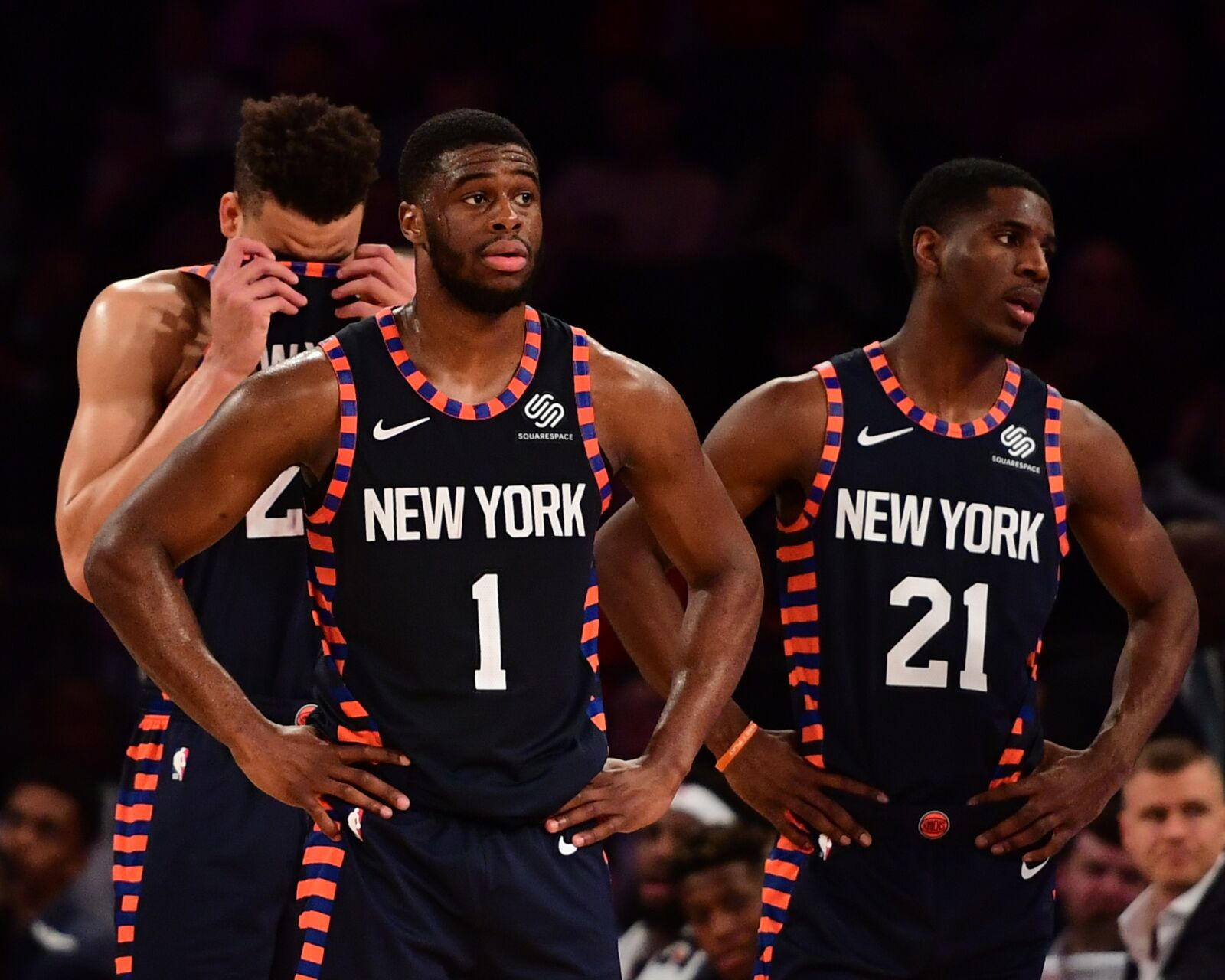 New York Knicks: New York Knicks: Five New Year's Resolutions For 2019