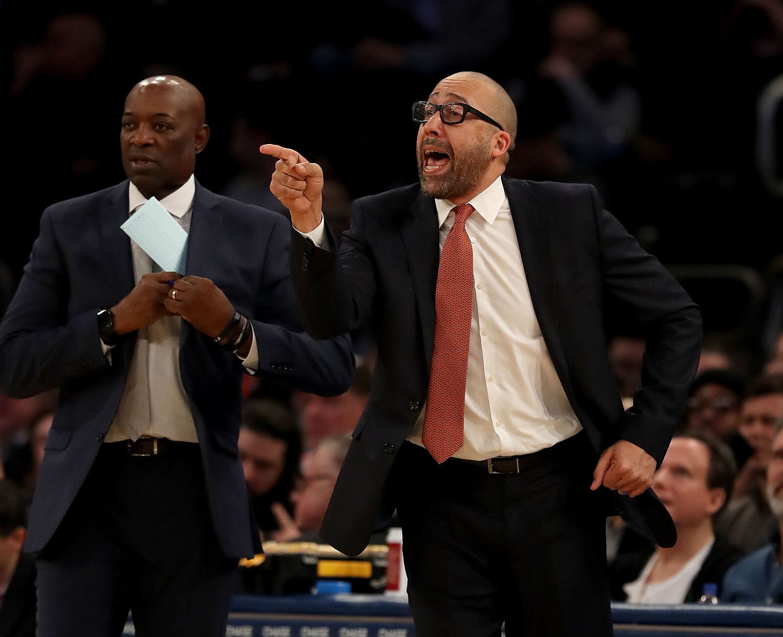 New York Knicks: Five lineups we want to see in 2019-20