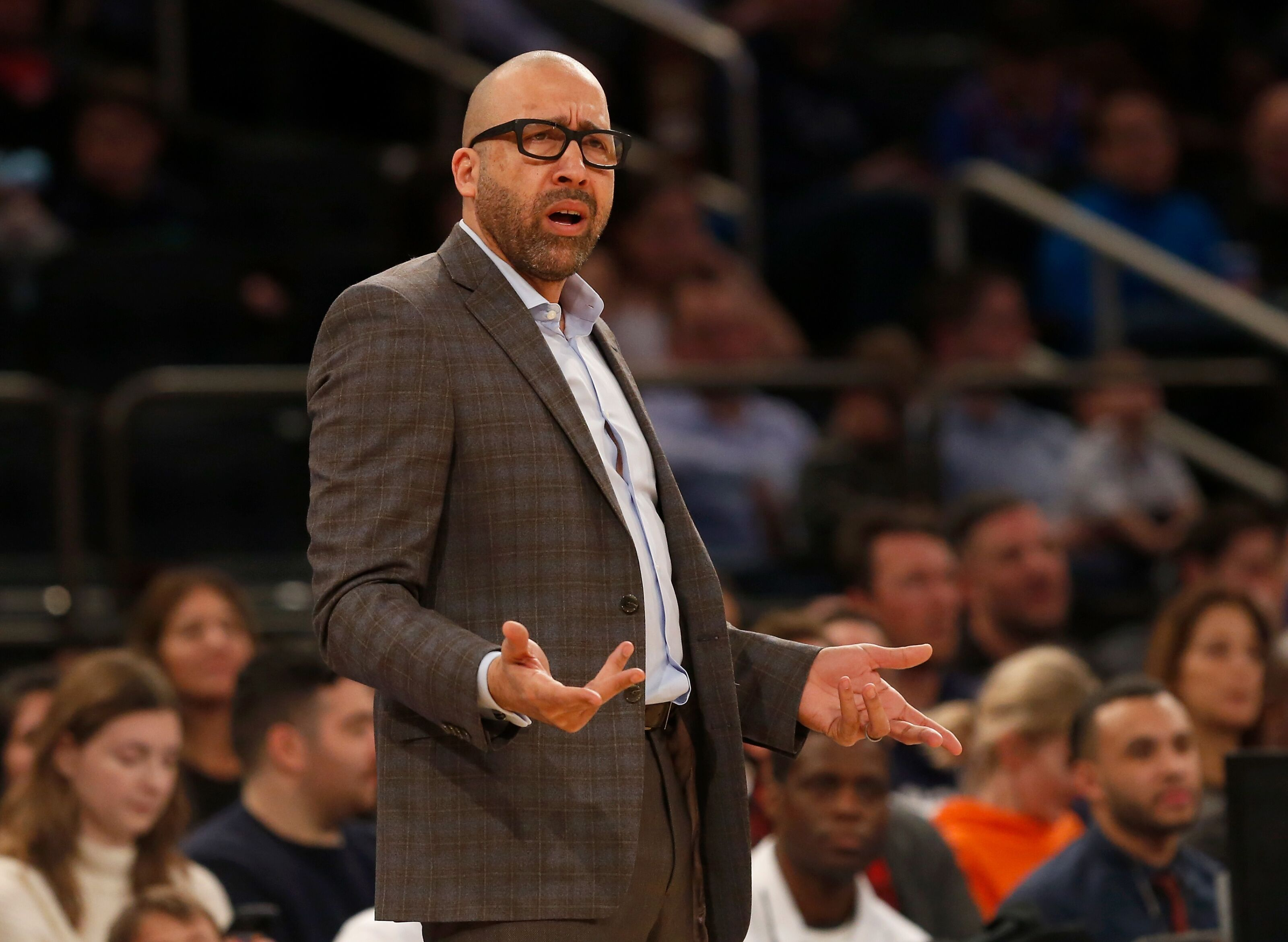 Knicks rumors: David Fizdale had offers to coach elsewhere in 2018