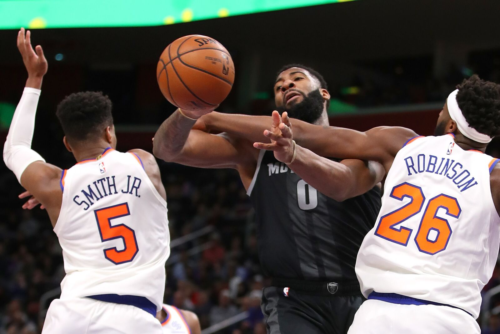 New York Knicks: Mitchell Robinson is the reason to not make an Andre Drummond trade