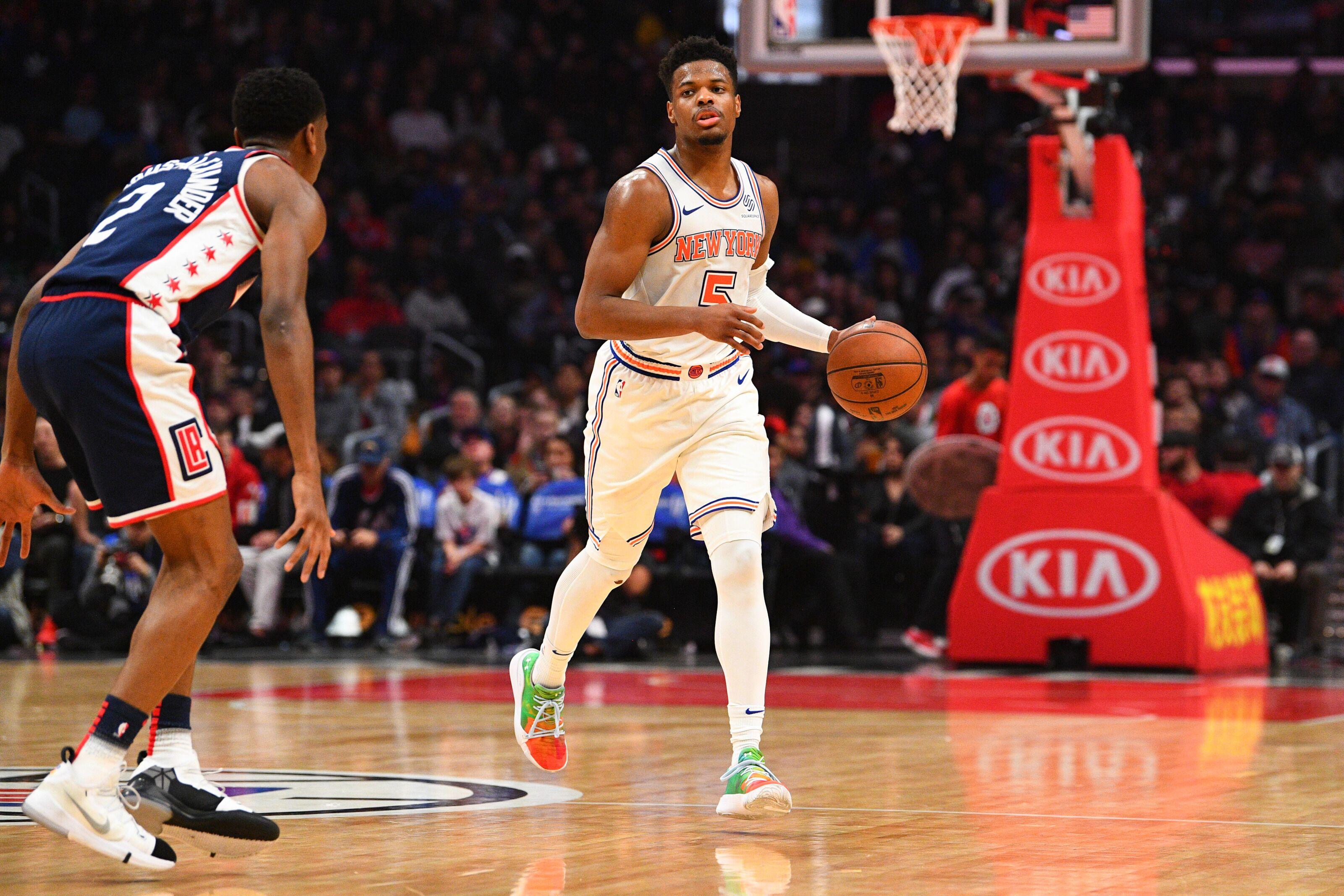New York Knicks: Five ways to define a 'successful' season in 2019-20
