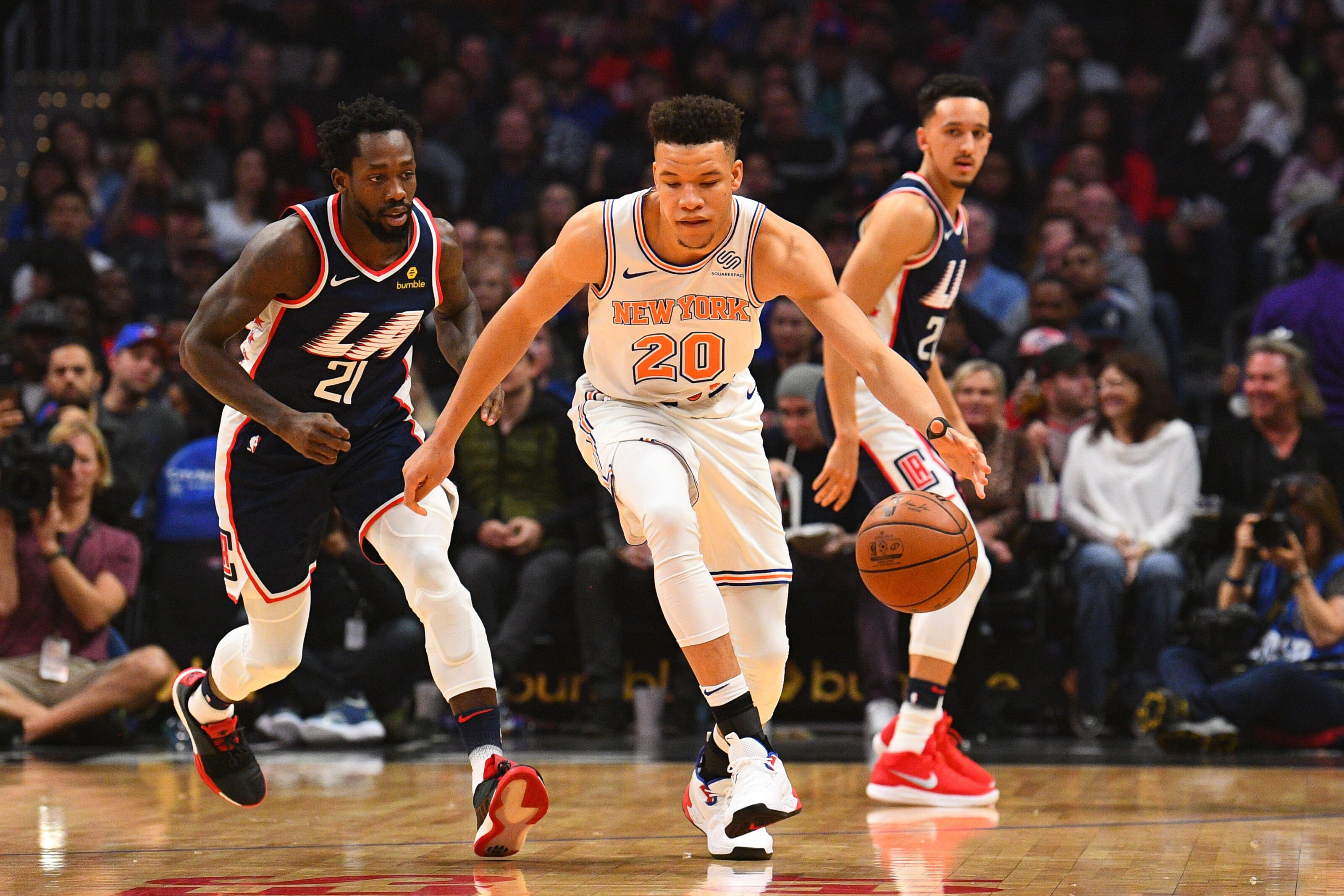 aad1e189624 New York Knicks: Tumbling home from another losing streak