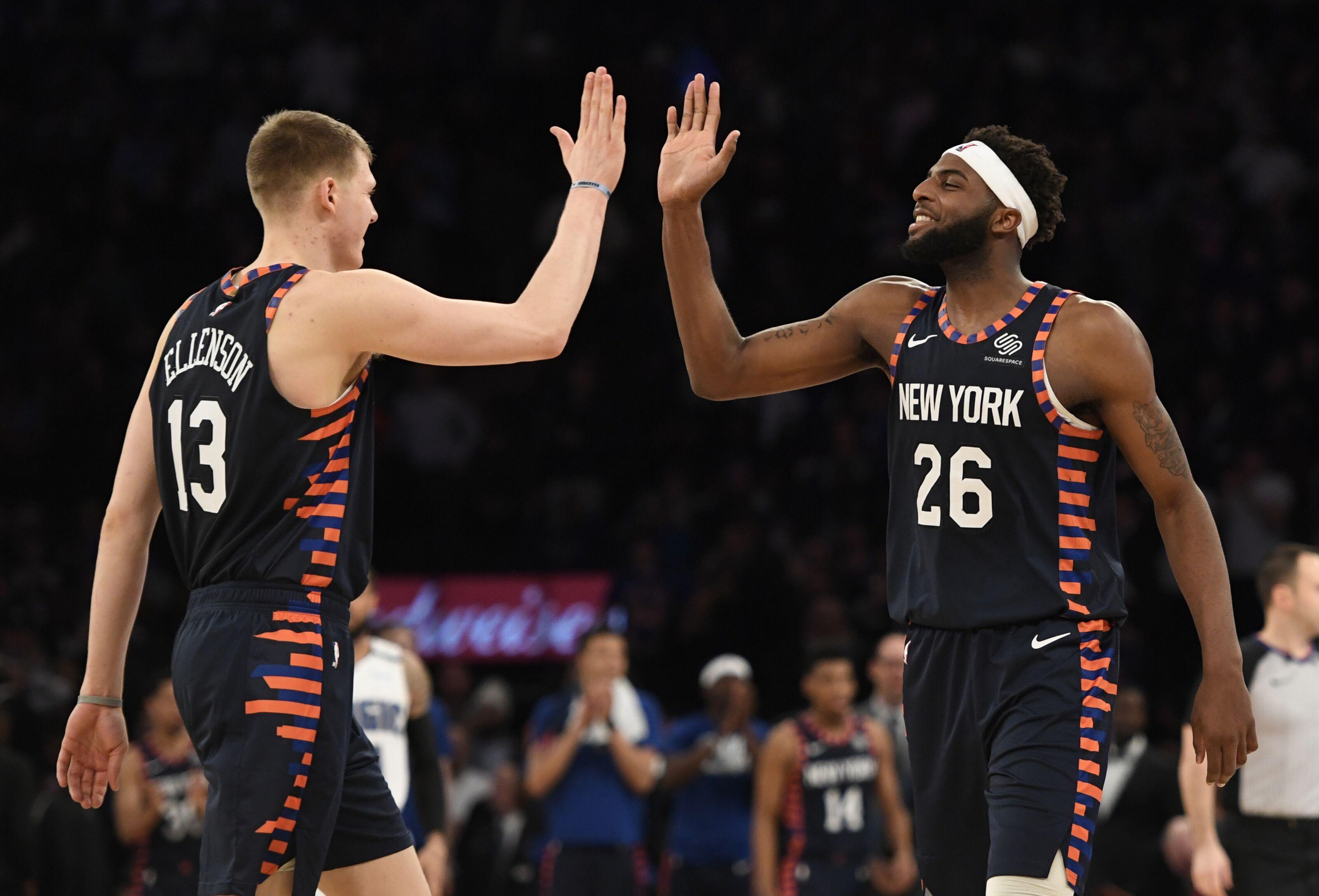 New York Knicks  A winning streak and the Henry Ellenson game exist edc24e382