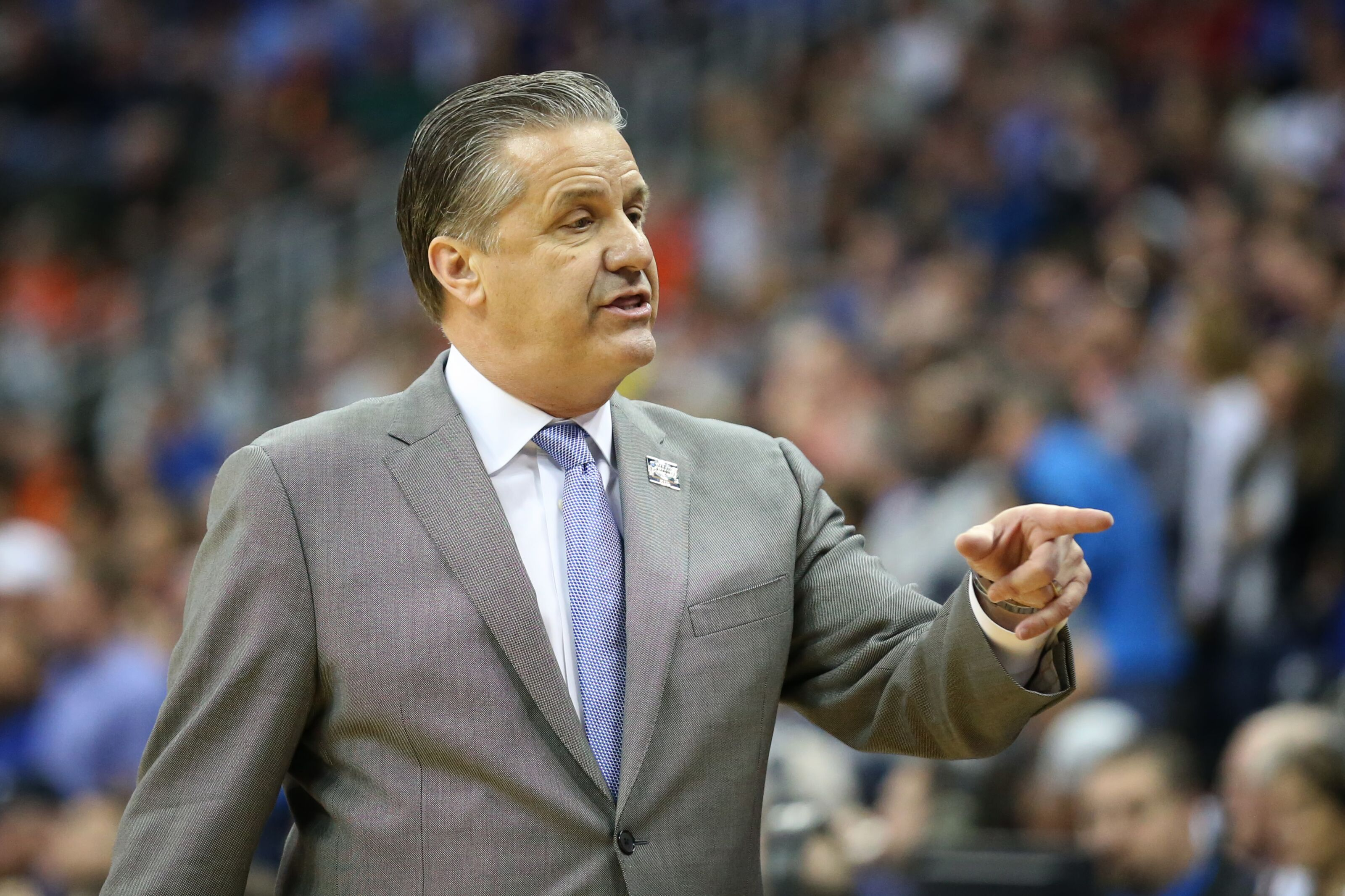 New York Knicks: John Calipari is latest outside face to attend practice