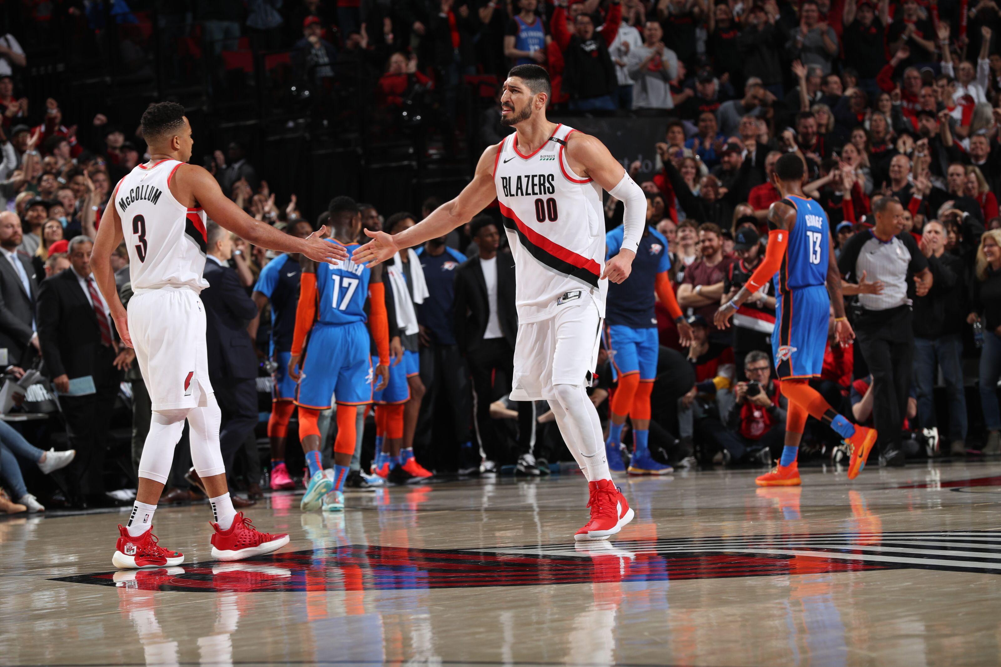 New York Knicks: New York Knicks: Enes Kanter Takes Predictable Shot Amid