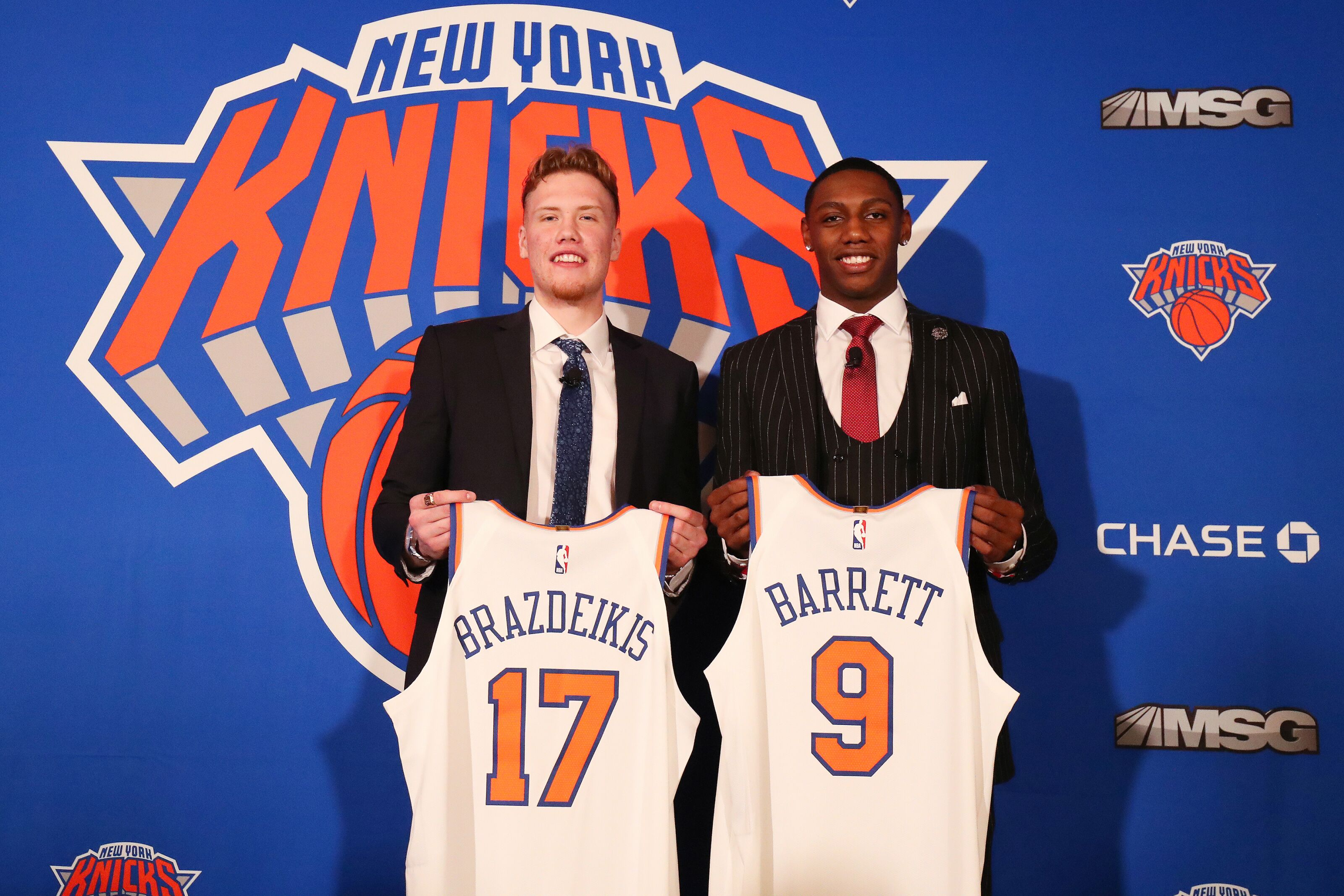 New York Knicks: Despite veteran additions, youth projects to shine again