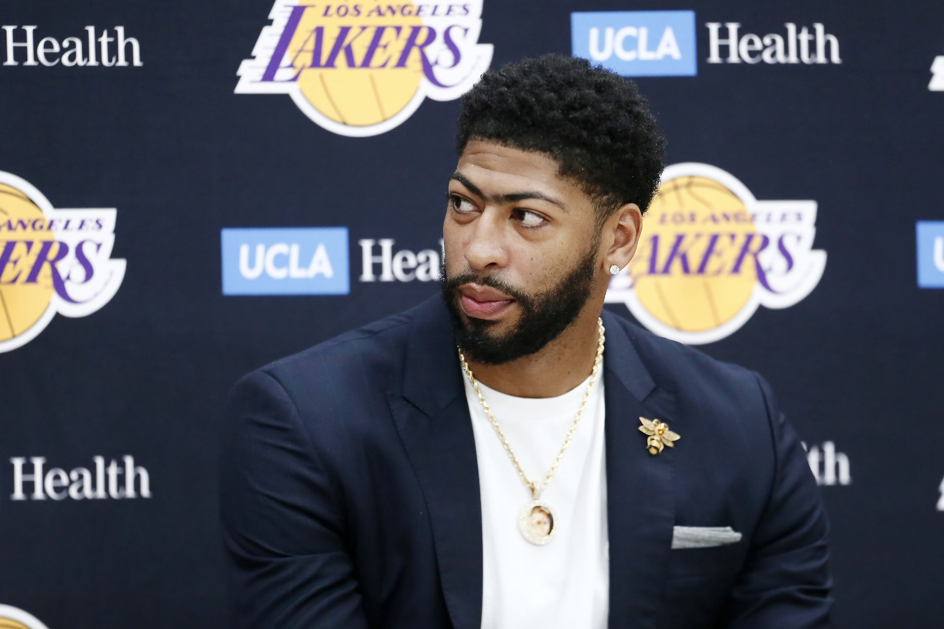 New York Knicks rumors: Anthony Davis in NY is idea Rich Paul 'likes'
