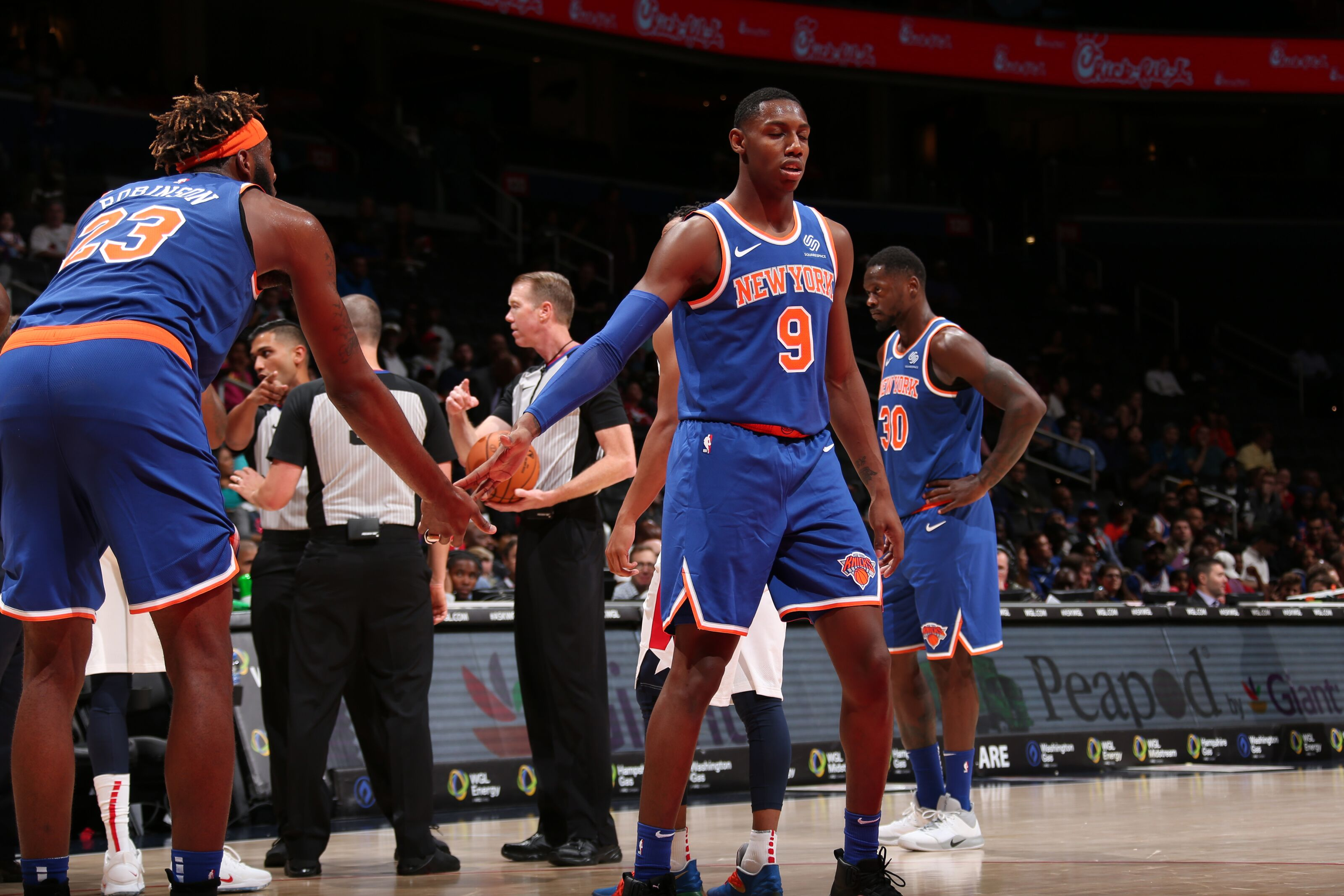 New York Knicks: Mitchell Robinson highlights 2019-20 NBA GM Survey
