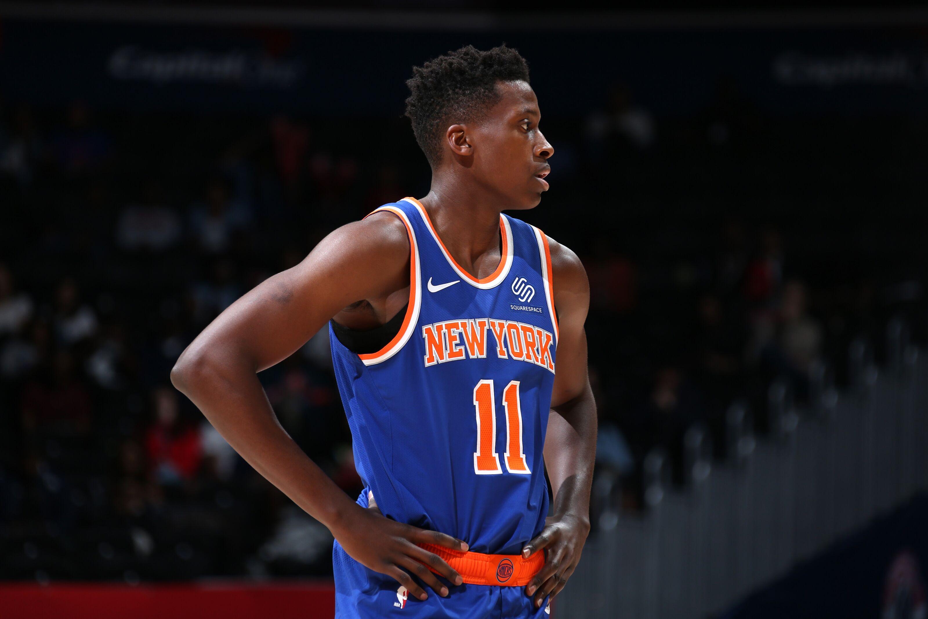 Knicks trade rumors: Listening to Frank Ntilikina interest is dangerous