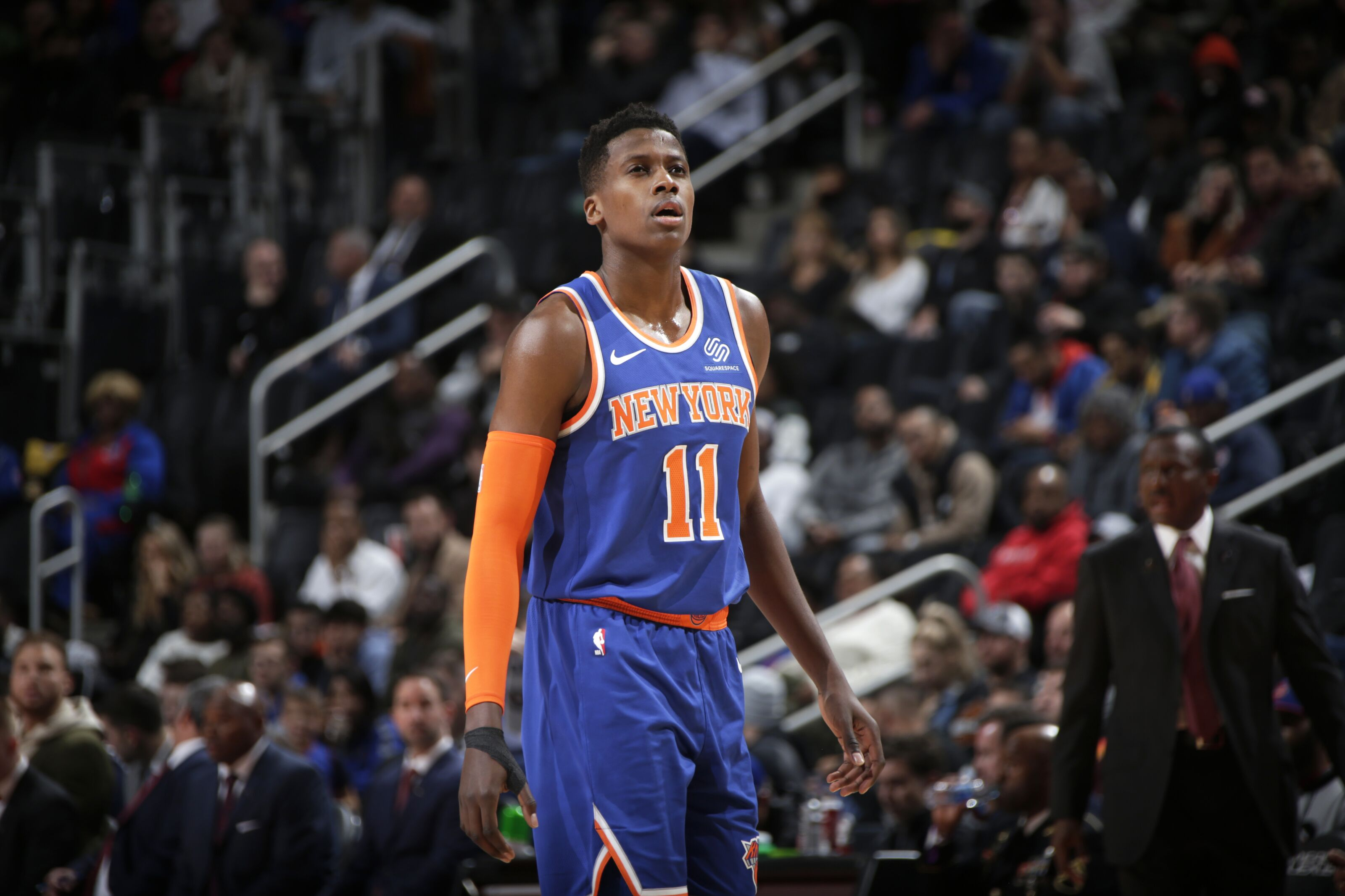 ReDrafting The New York Knick's Last Five 1st Round Picks
