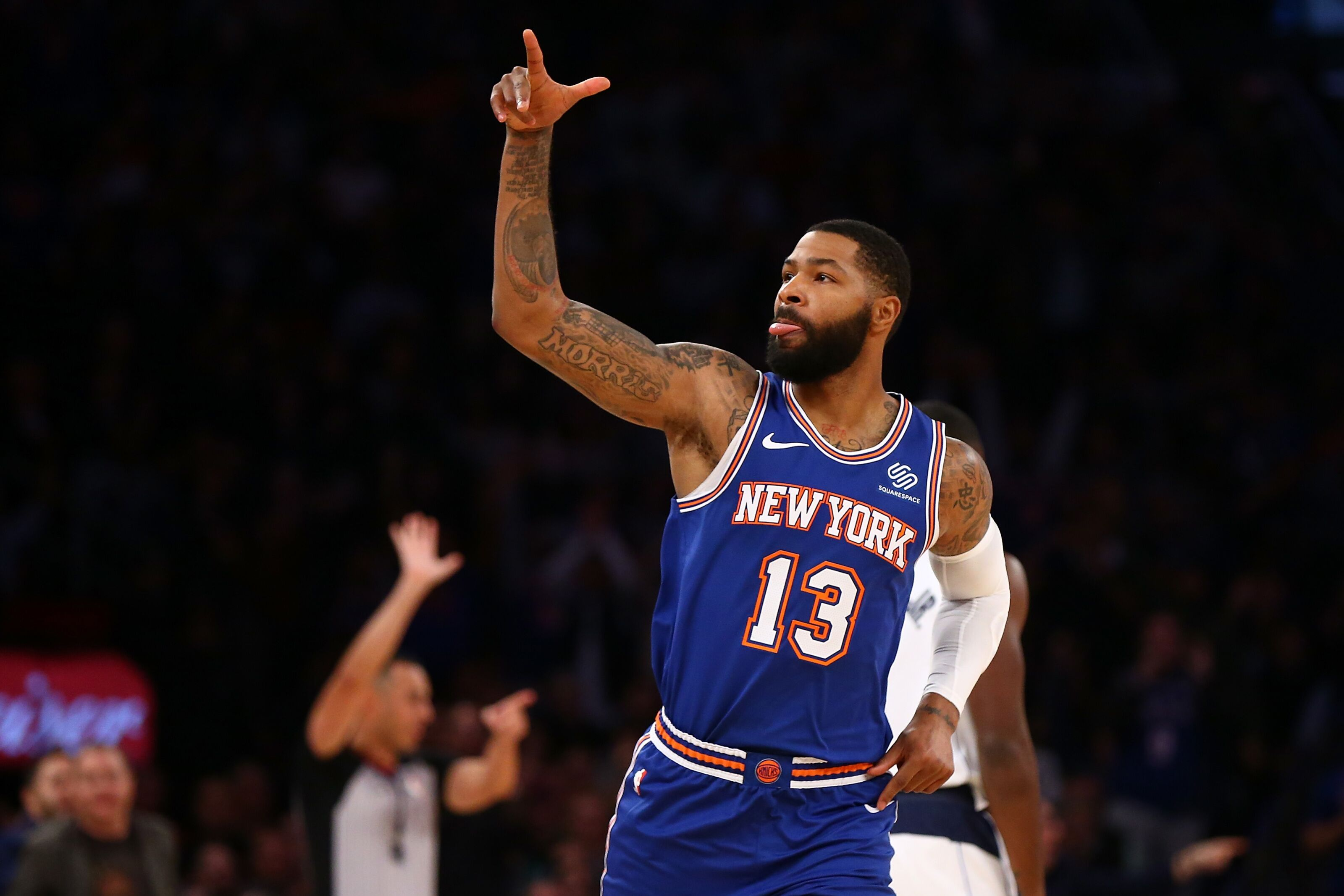 New York Knicks: Can Marcus Morris boost his trade value?