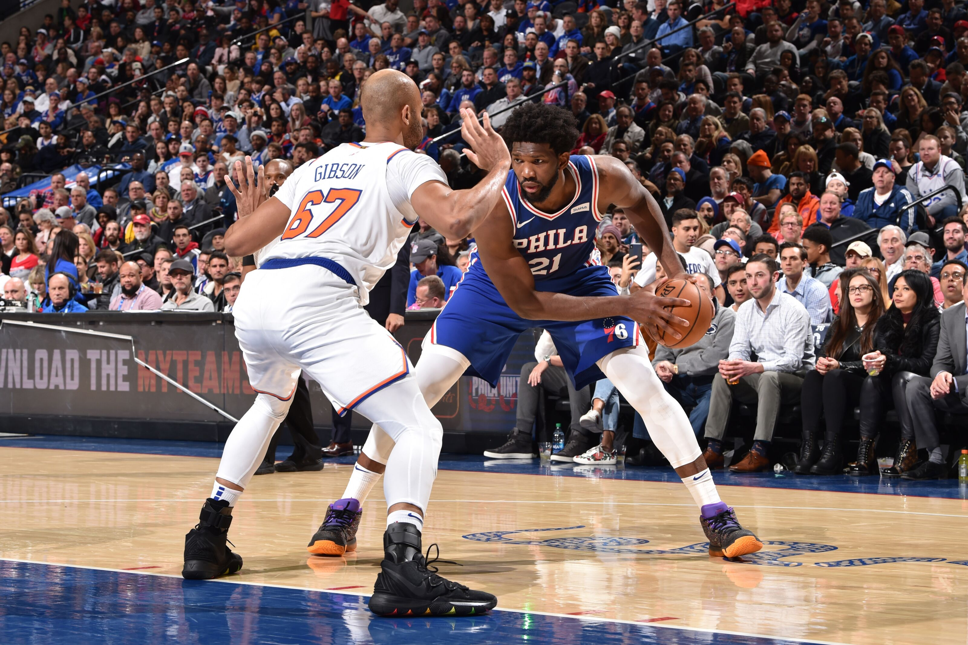 New York Knicks: Grades and reactions from tough loss to 76ers