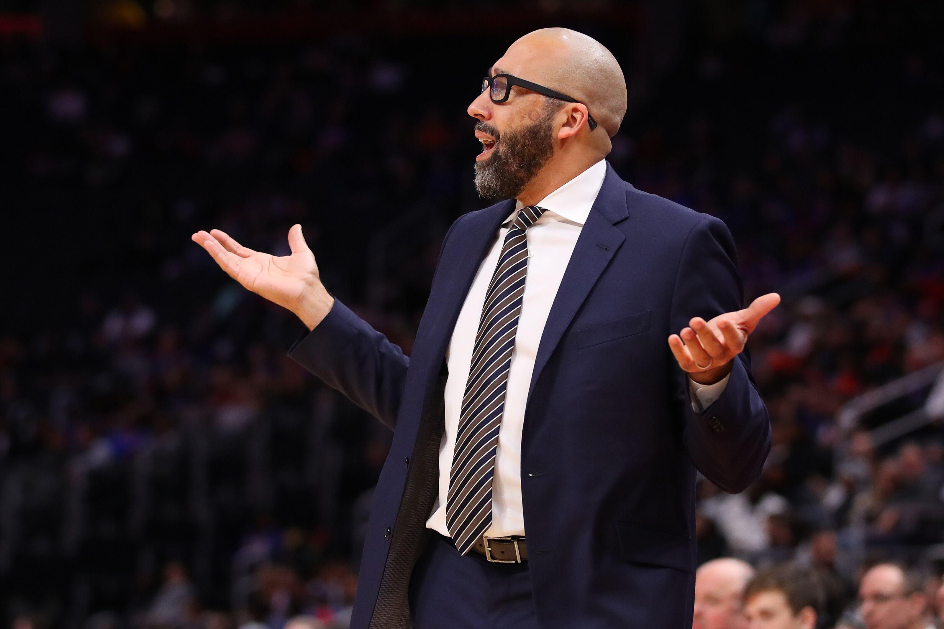 New York Knicks firing David Fizdale is weak attempt at a quick fix