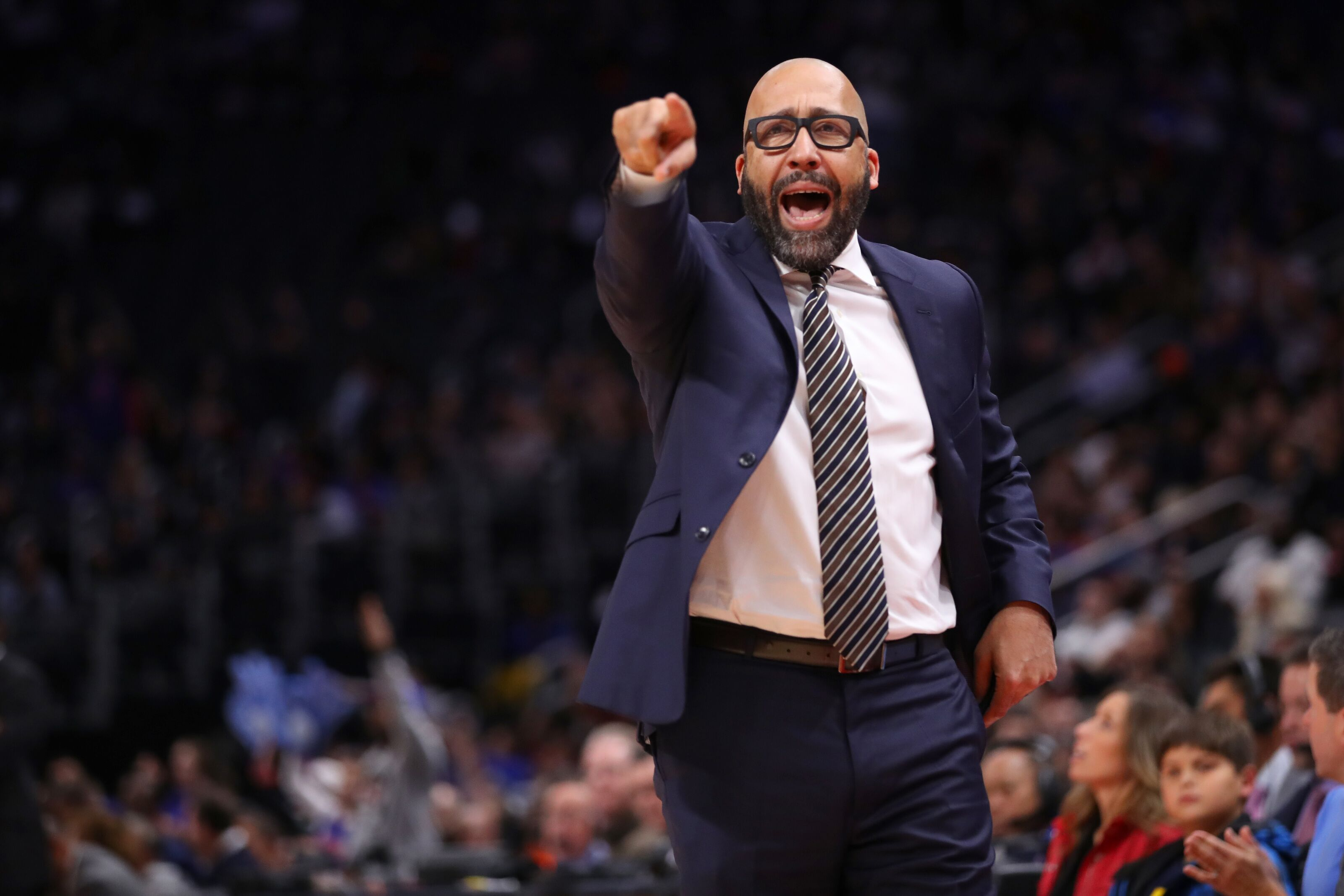 New York Knicks: The fallacy behind David Fizdale's rotations