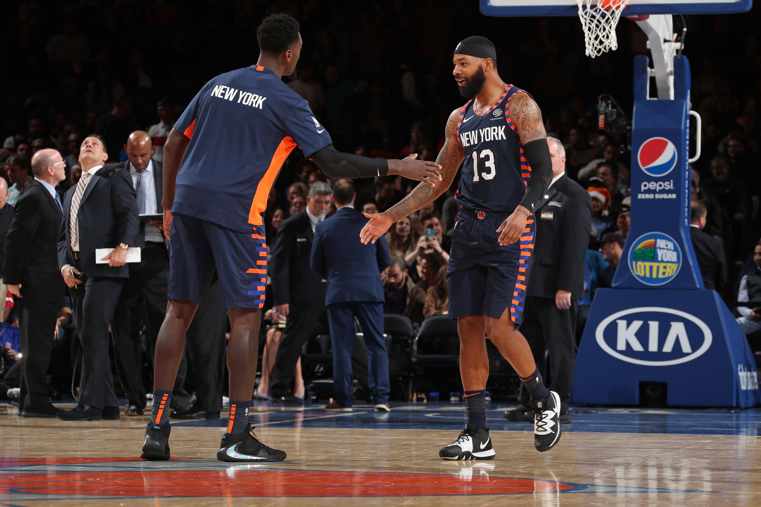Knicks trade rumors: New York eyeing player market as Dec. 15 nears