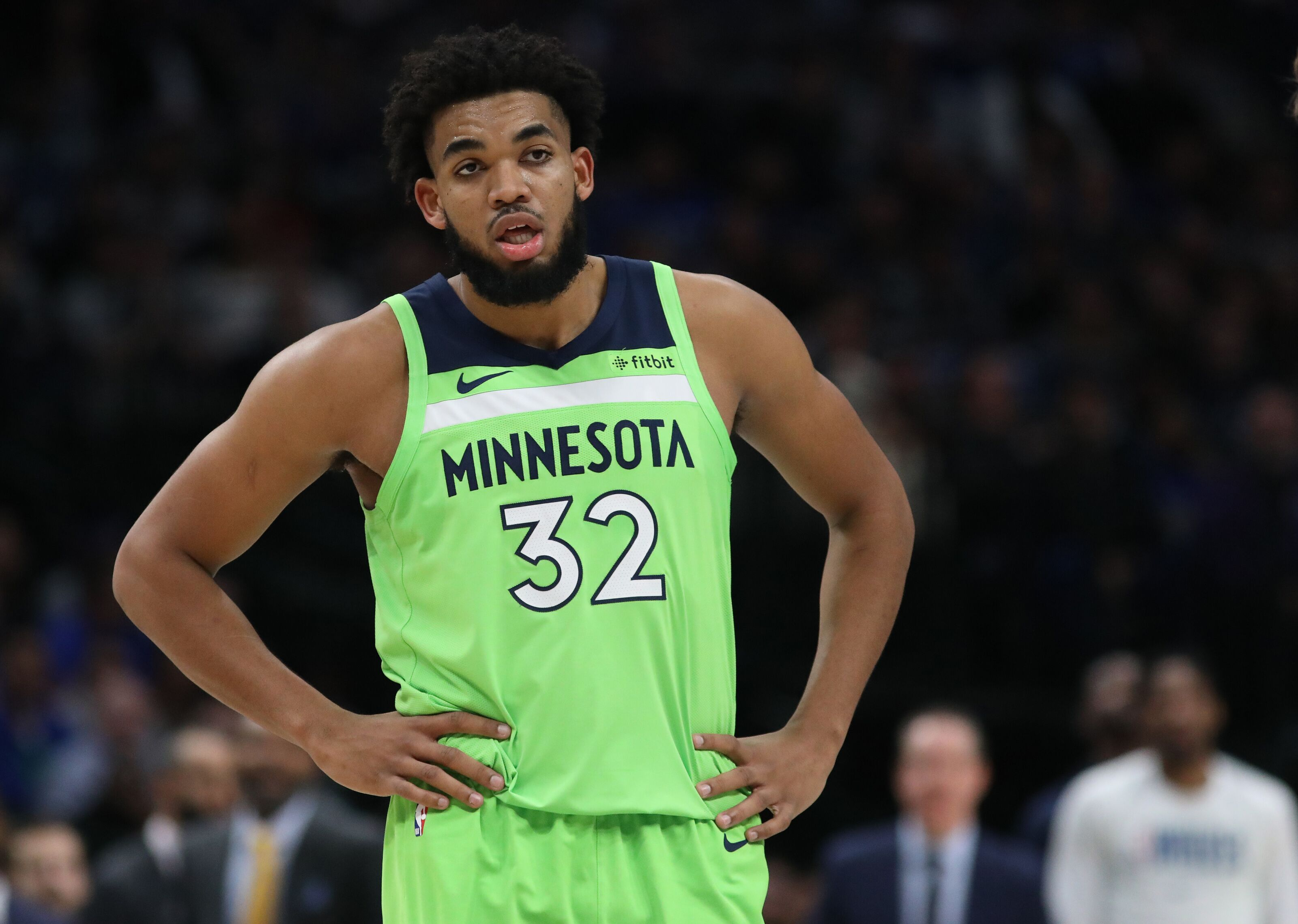 Monitoring The Karl-Anthony Towns Situation, Could Things Be Looking Up For The Knicks?