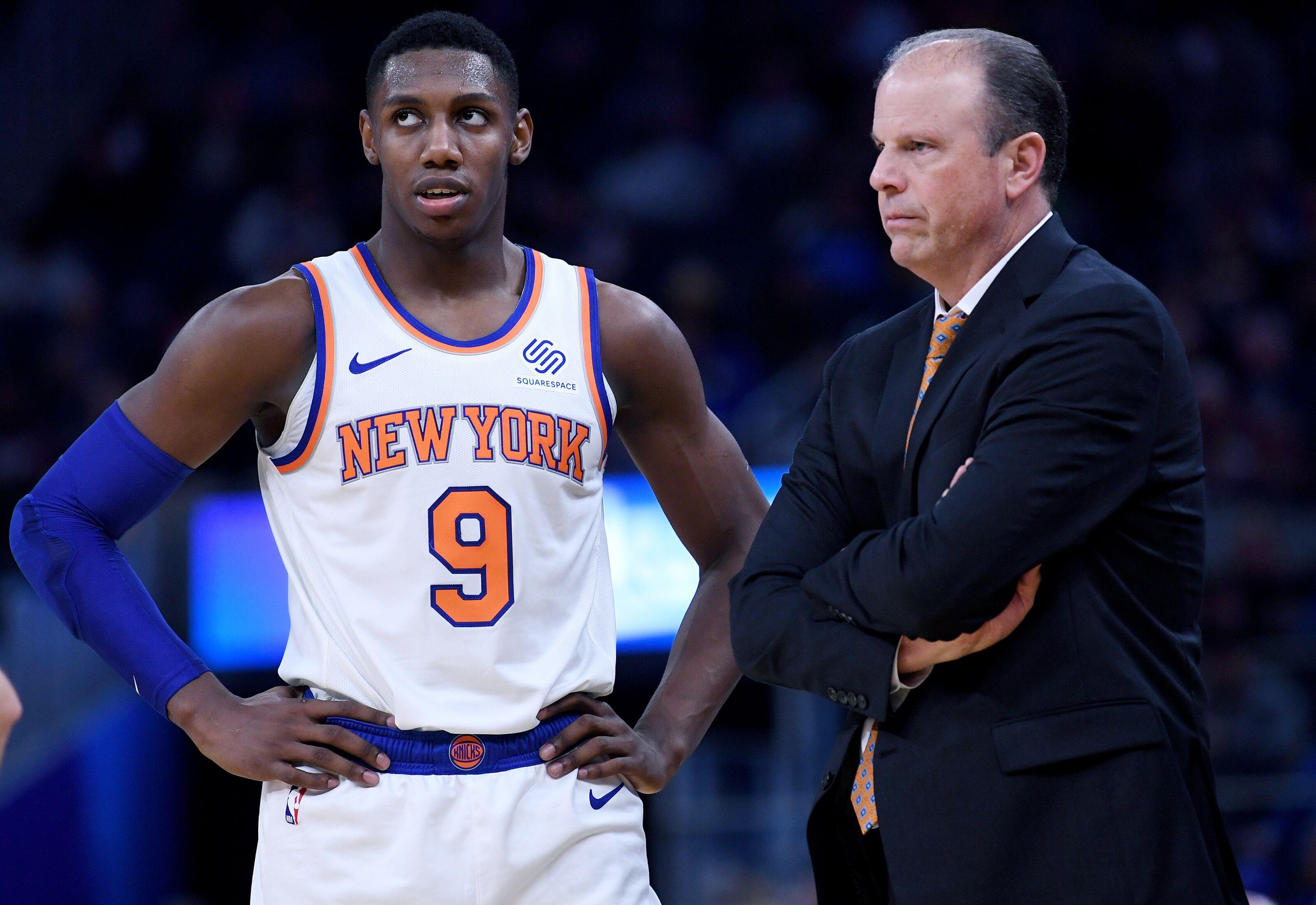 New York Knicks: RJ Barrett injury underlies bigger issue