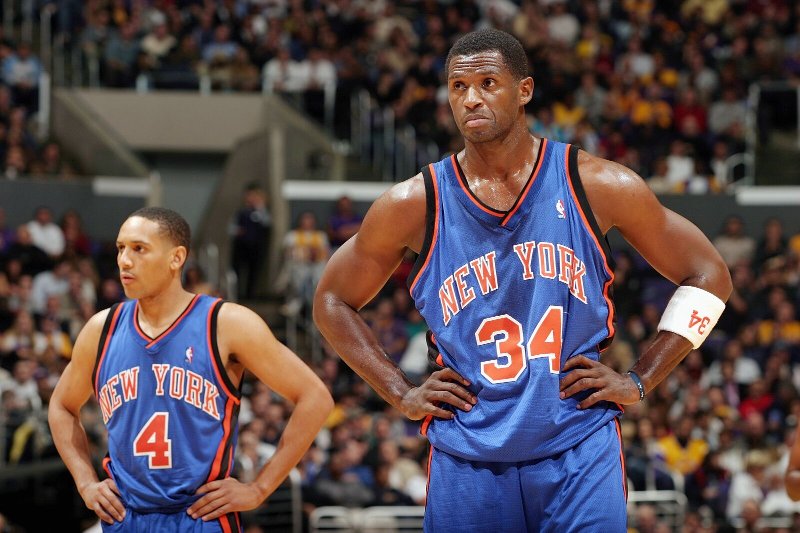 New York Knicks: The questionable trade that Antonio McDyess headlined