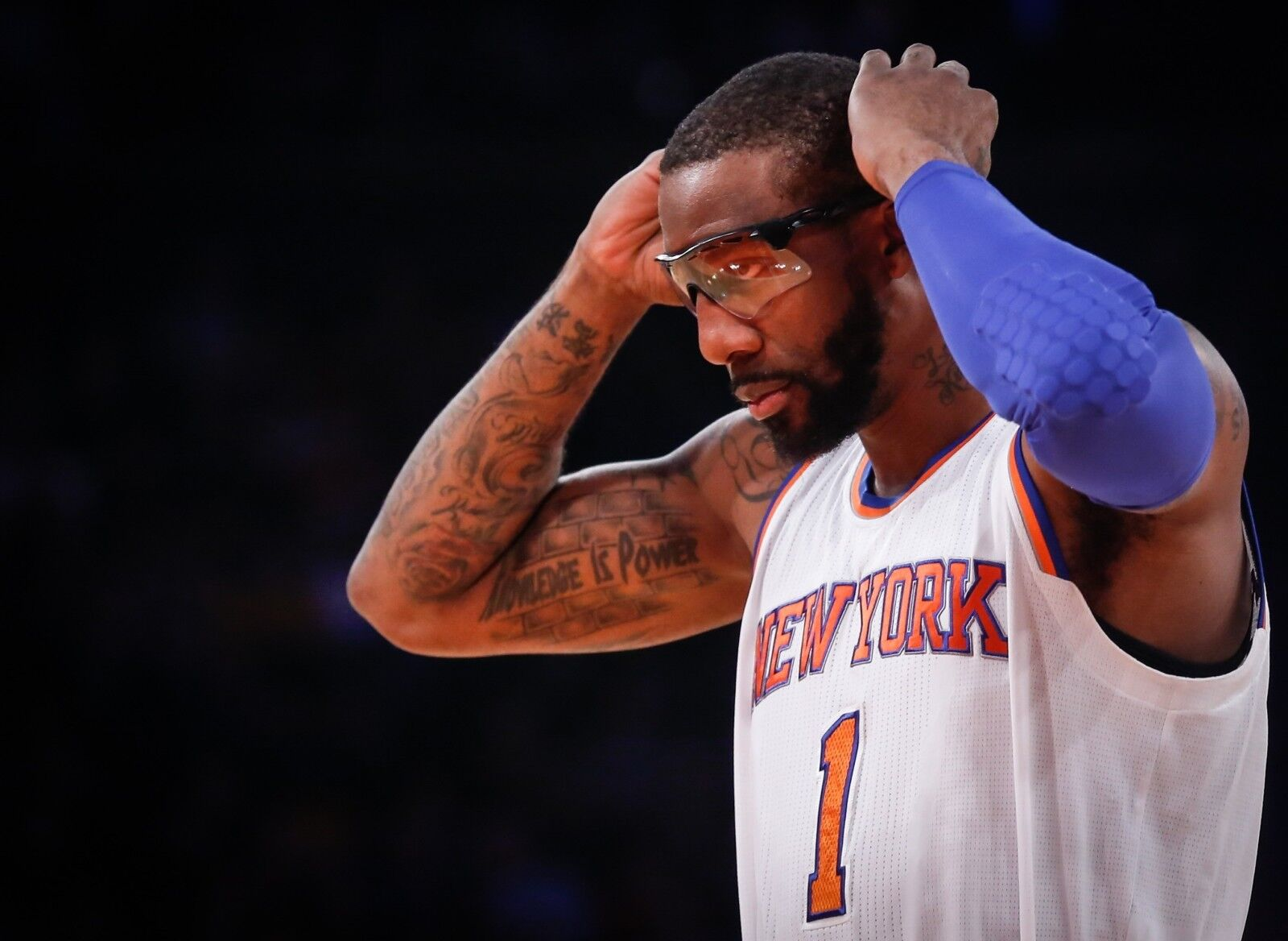 New York Knicks: Amar'e Stoudemire eligible for 2020 Hall of Fame class