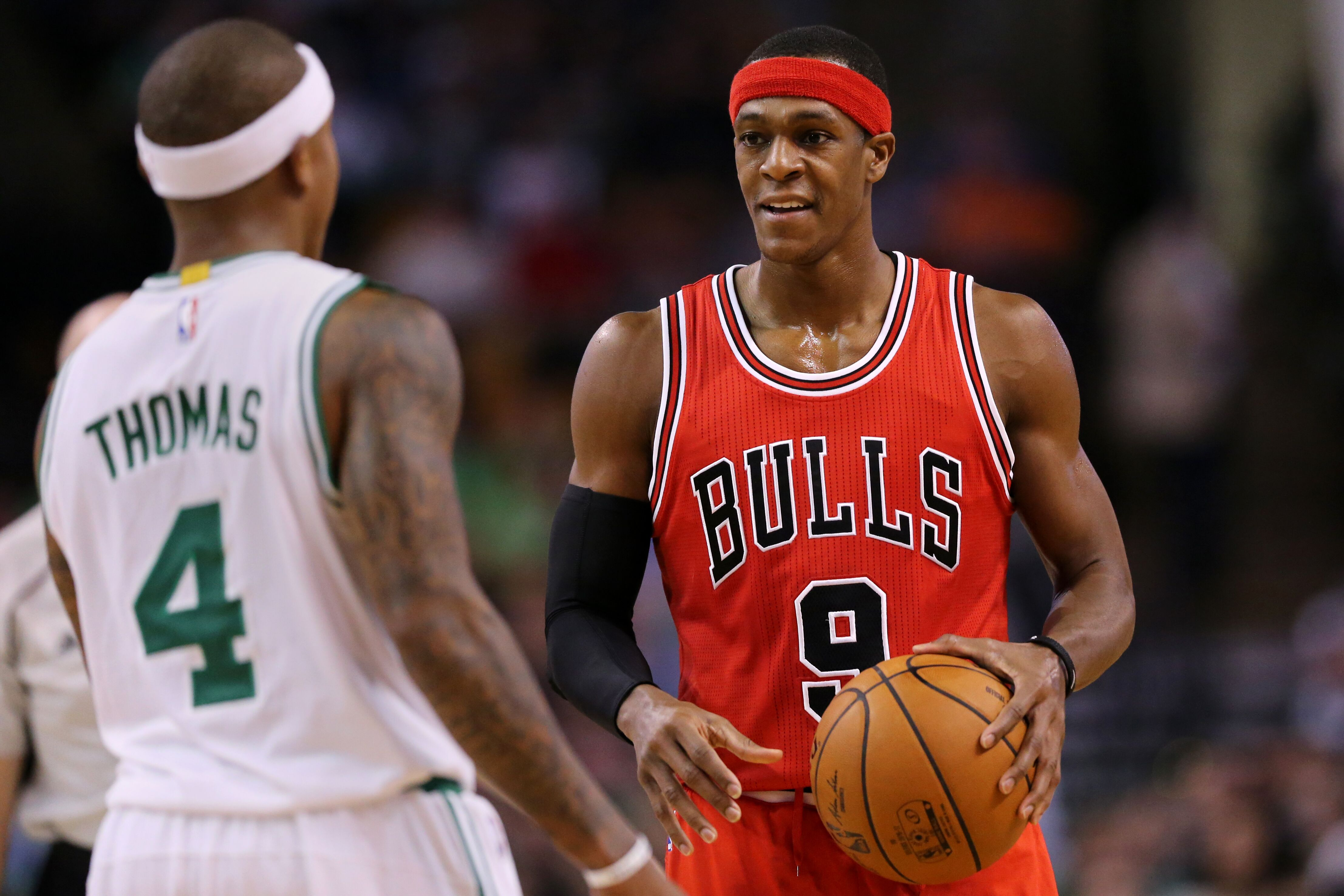 1164916264ac Knicks Rumors  Pros and Cons of potentially signing Rajon Rondo