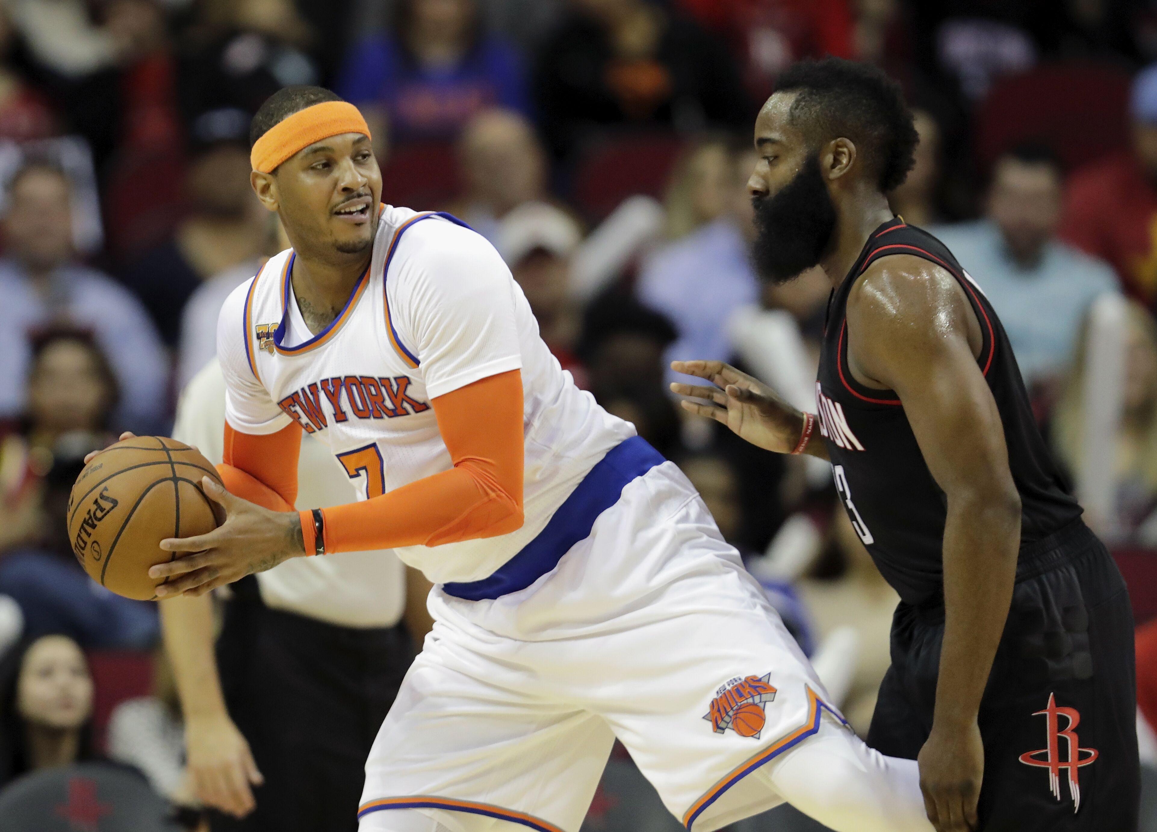 Knicks Trade Rumors: Carmelo Anthony still wants to be traded