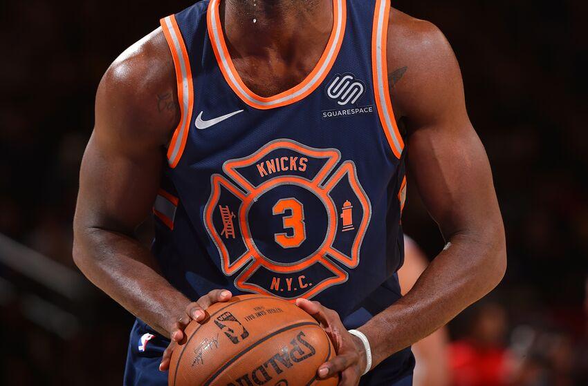 pretty nice 4fcc3 1da01 New York Knicks: City Edition jersey unveiled for 2018-19 season