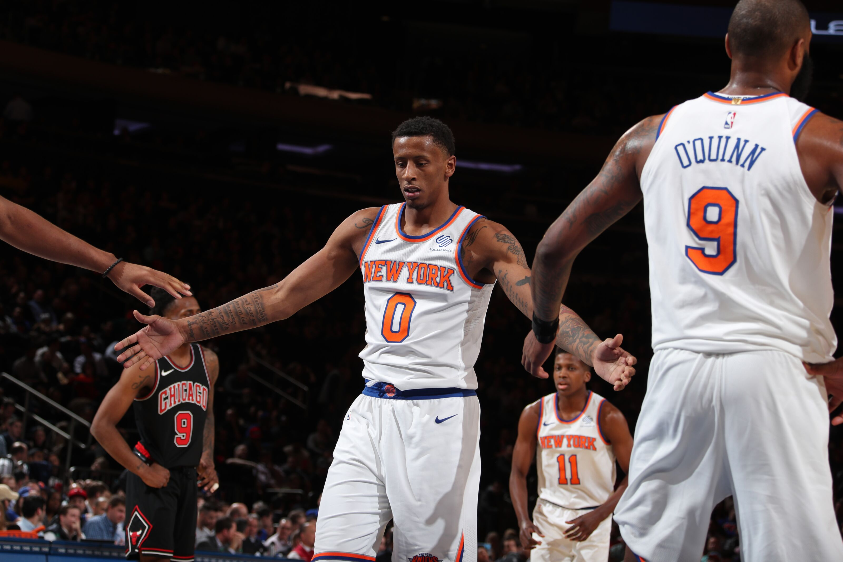 e68a9605f New York Knicks  What happened in the last winning streak