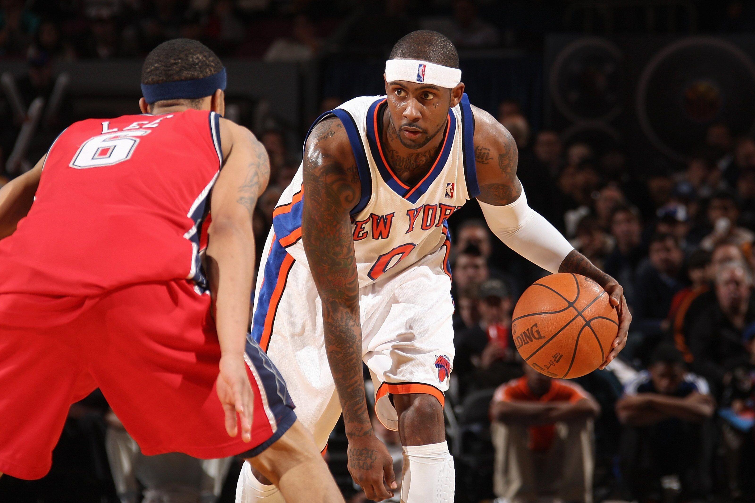 New York Knicks: Revisiting the Larry Hughes trade of 2009