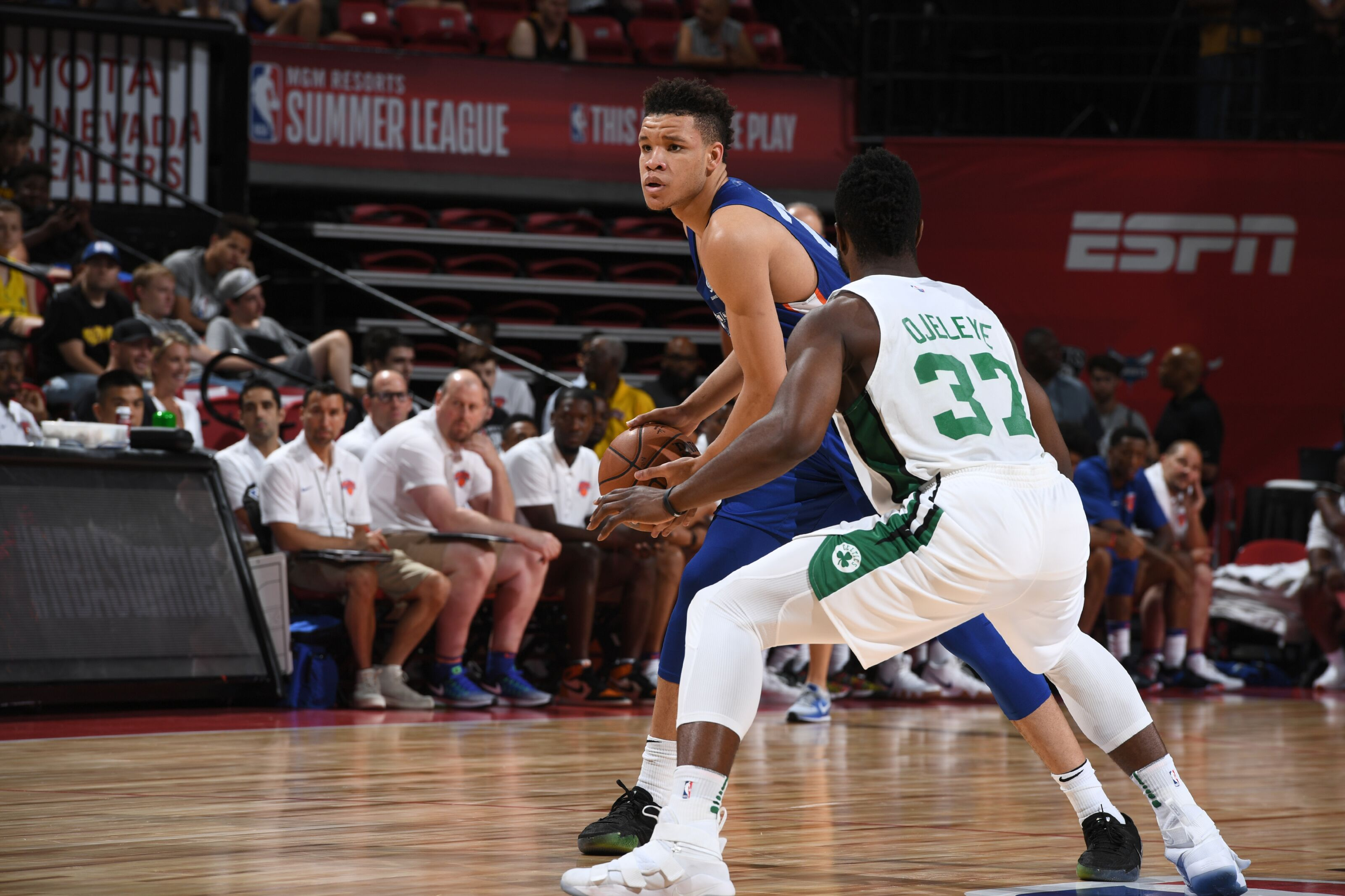 53ecebc6e28 New York Knicks  How NYK is helping Kevin Knox change his game