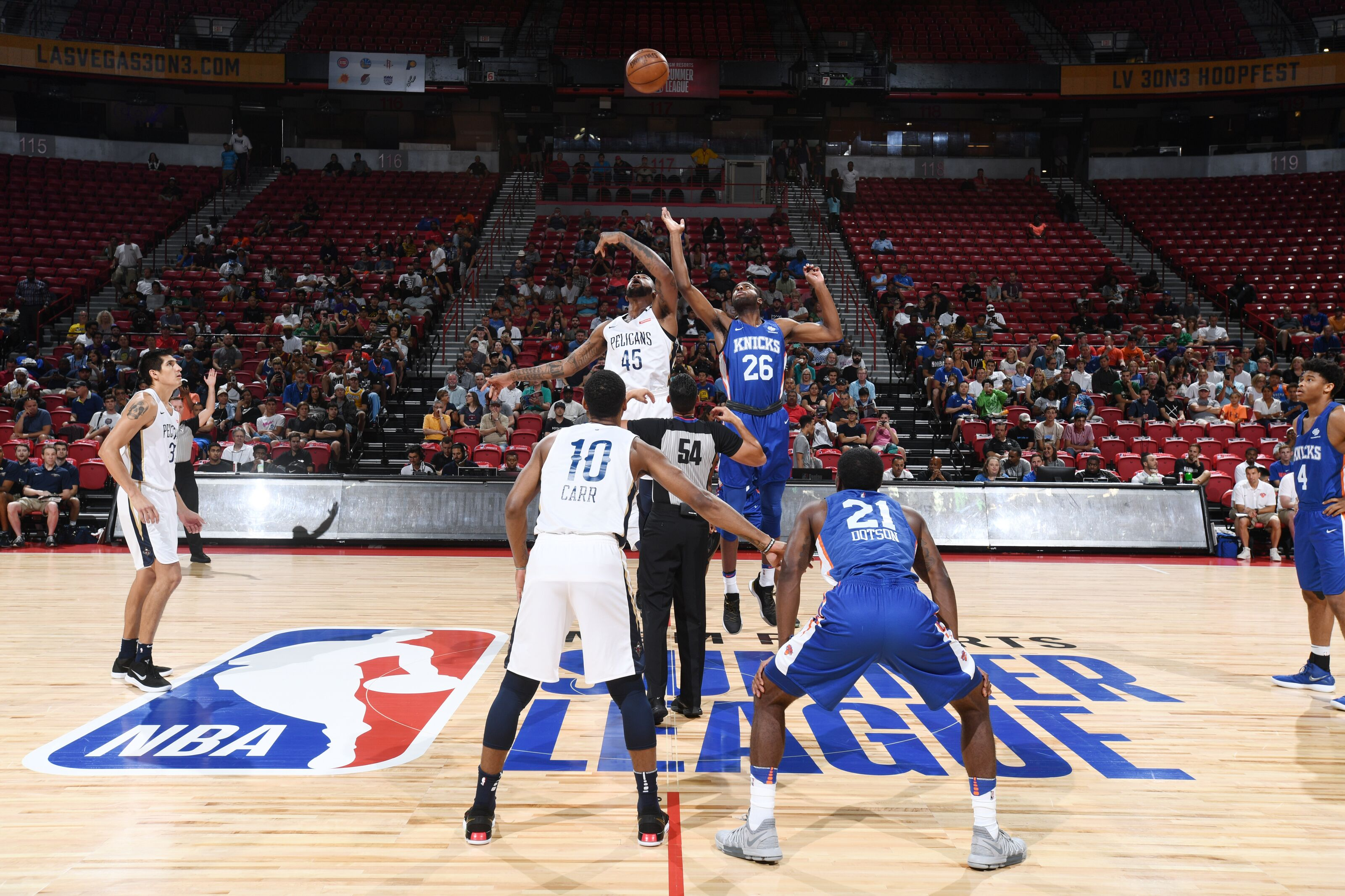 9b880e6e7 New York Knicks  Who stepped up in 2018 Summer League finale
