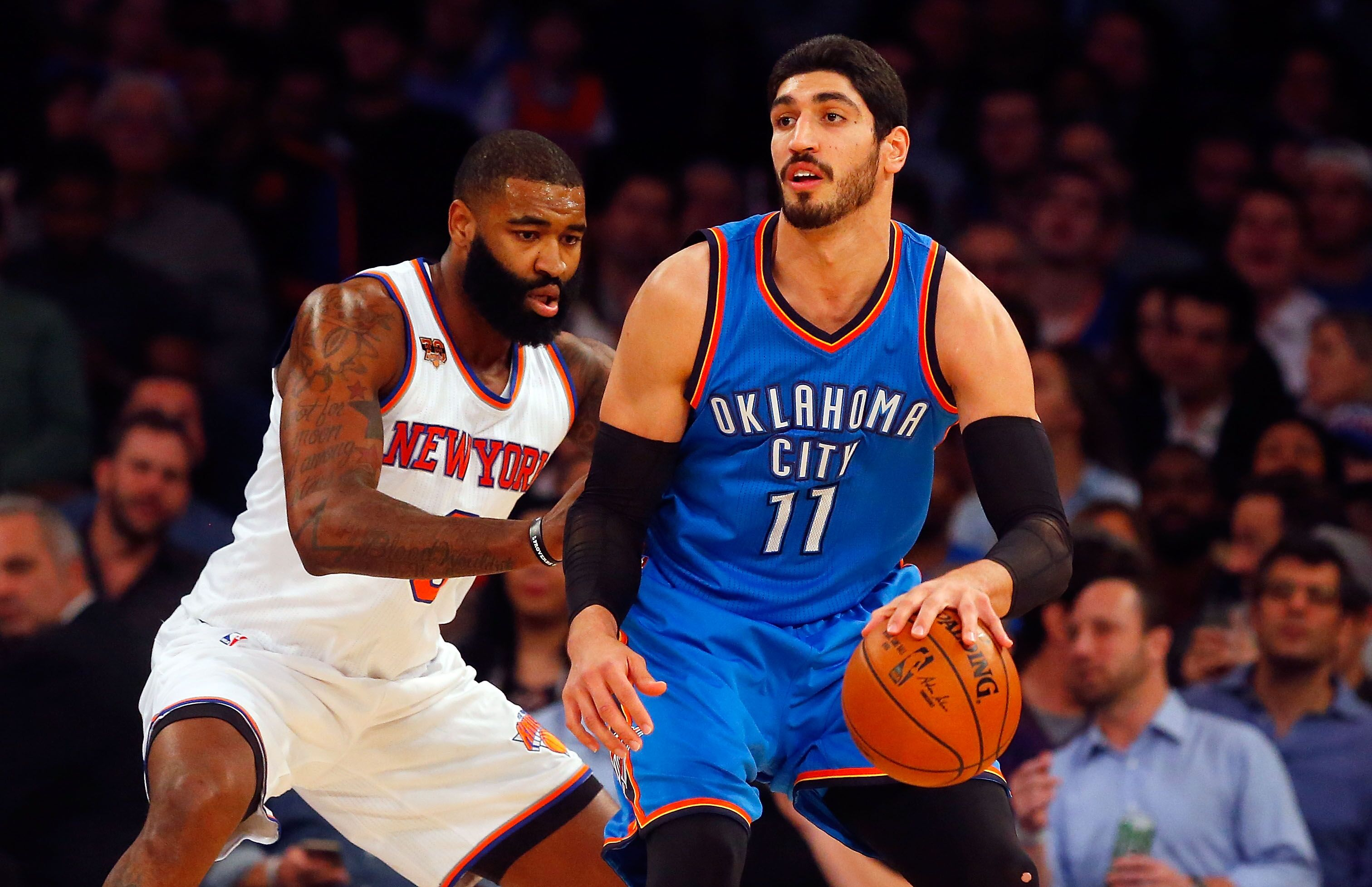 New York Knicks: New York Knicks: Five Reasons To Love Trading For Enes Kanter