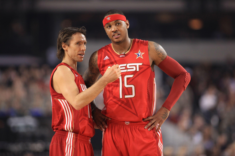 Nash:Anthony依舊能夠做出貢獻,希望他能加盟一支球隊