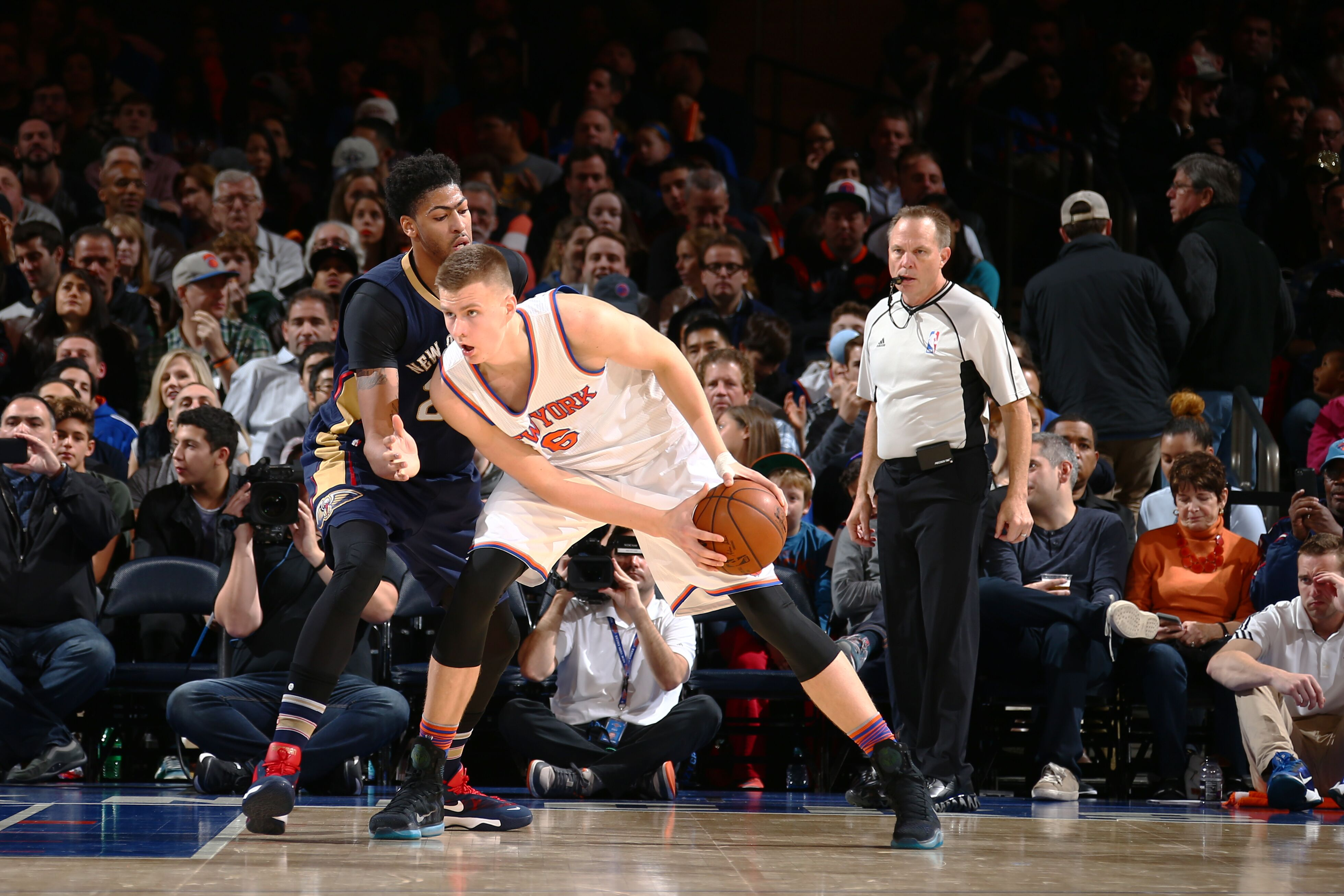 dc5f4f85c522 New York Knicks  Keys to defeating the New Orleans Pelicans on Dec. 30
