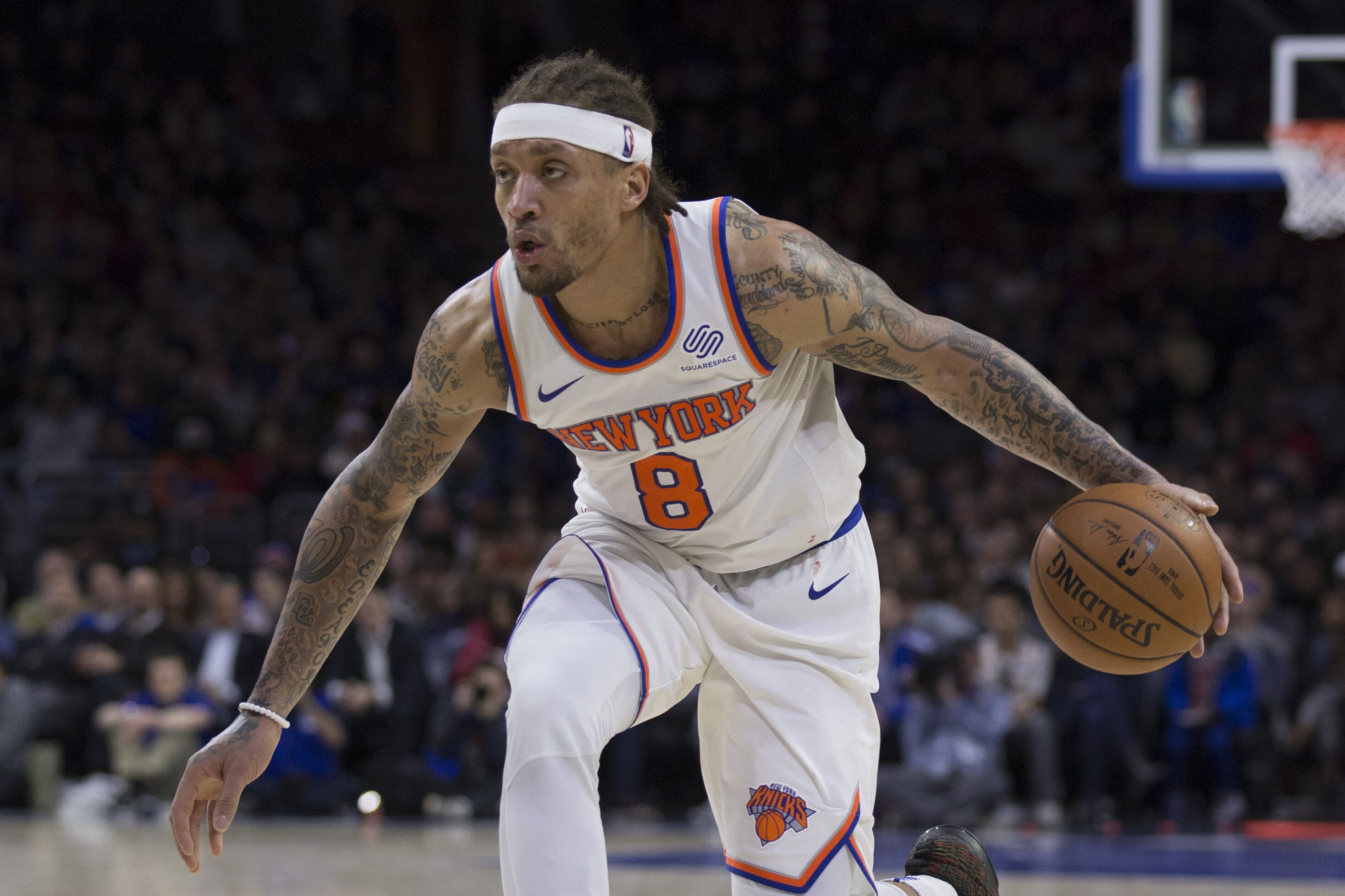 6f58428d495 New York Knicks  Could Michael Beasley be back in 2018-19