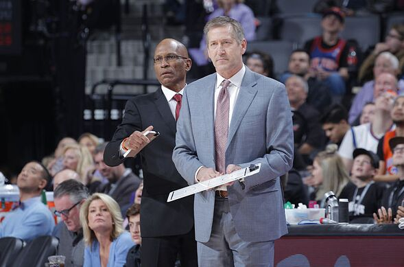 7dde1a62fbf The New York Knicks are reportedly leaning towards relieving Jeff Hornacek  of his duties. Here are five reasons he should get one more season.