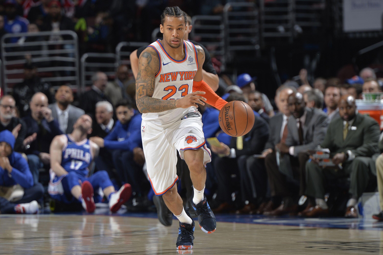 aa2c99f77 New York Knicks  Trey Burke wants to establish winning culture