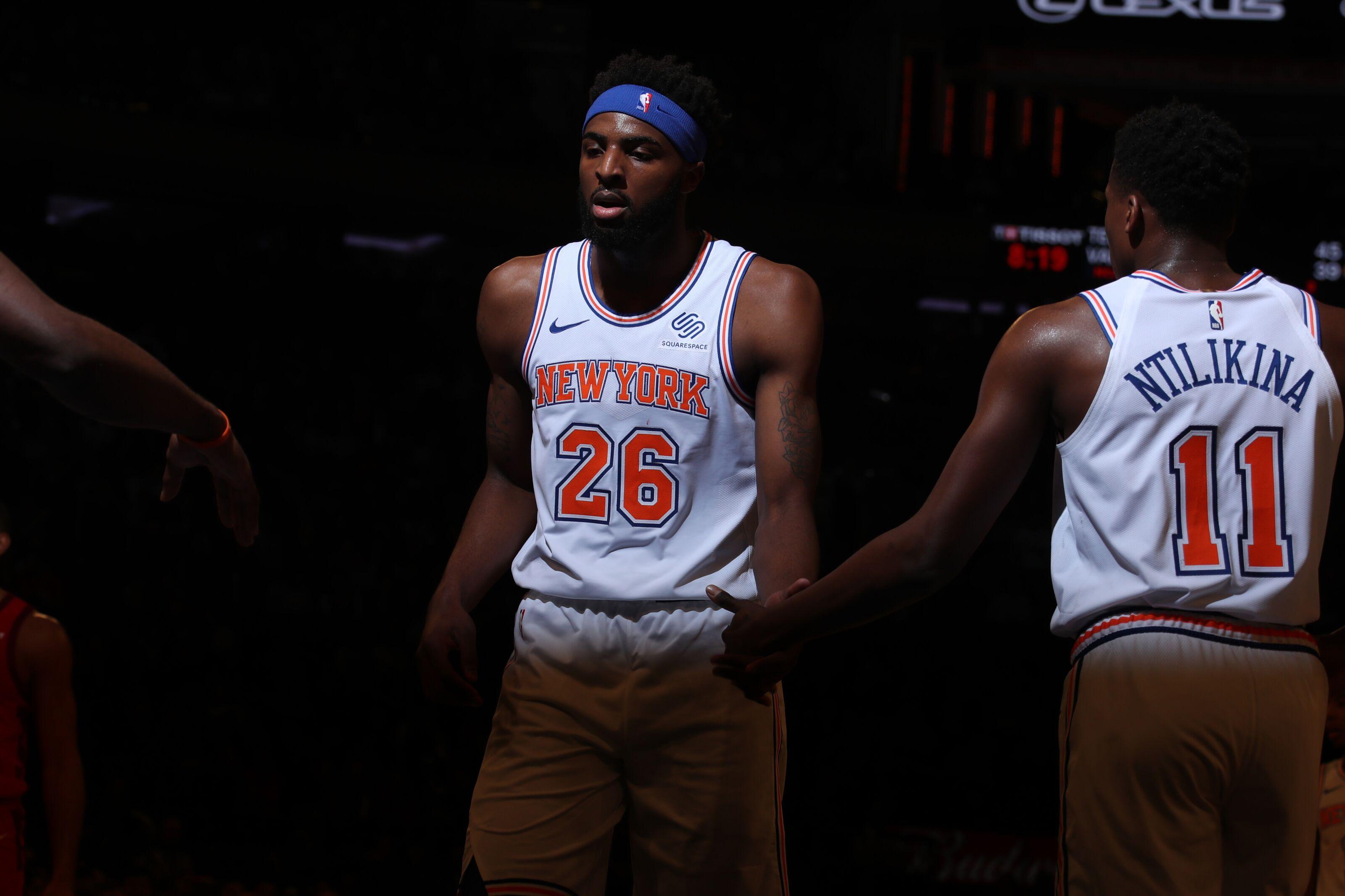 promo code 77a81 2f2cb New York Knicks   Bleacher Report   Latest News, Scores ...