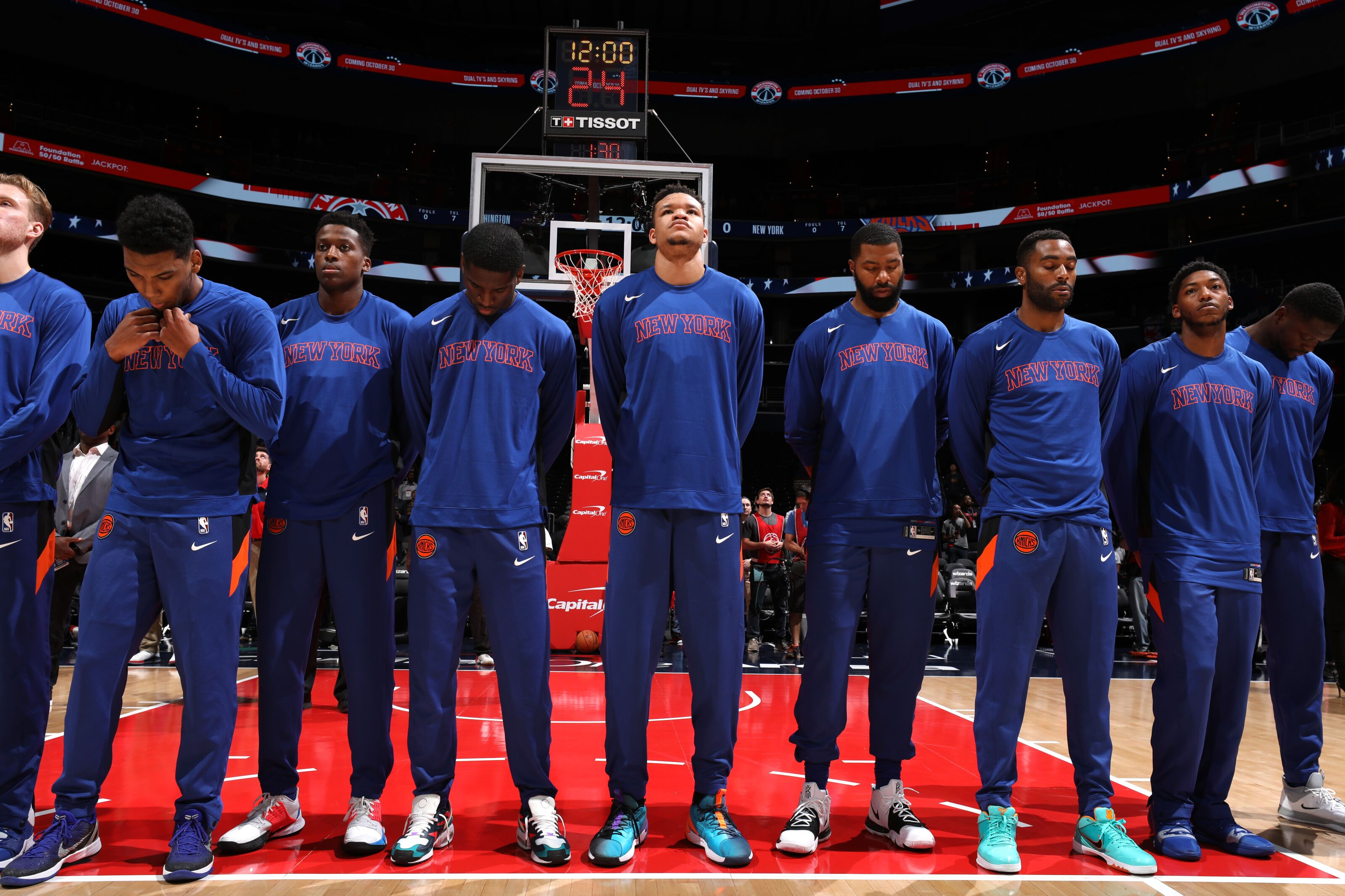 New York Knicks: Are the playoffs realistic in 2019-20?