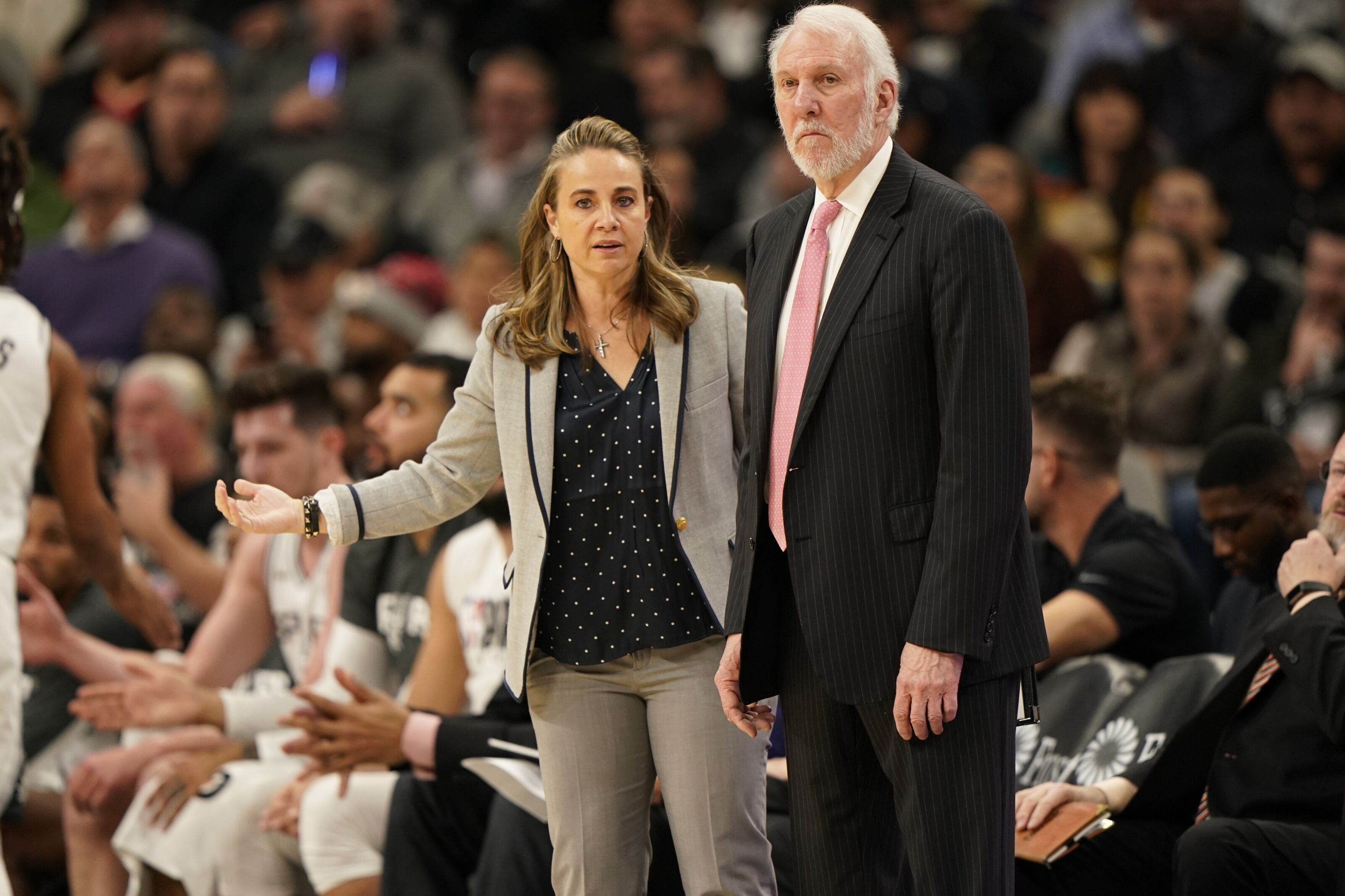 New York Knicks: Should Becky Hammon be the next coach?